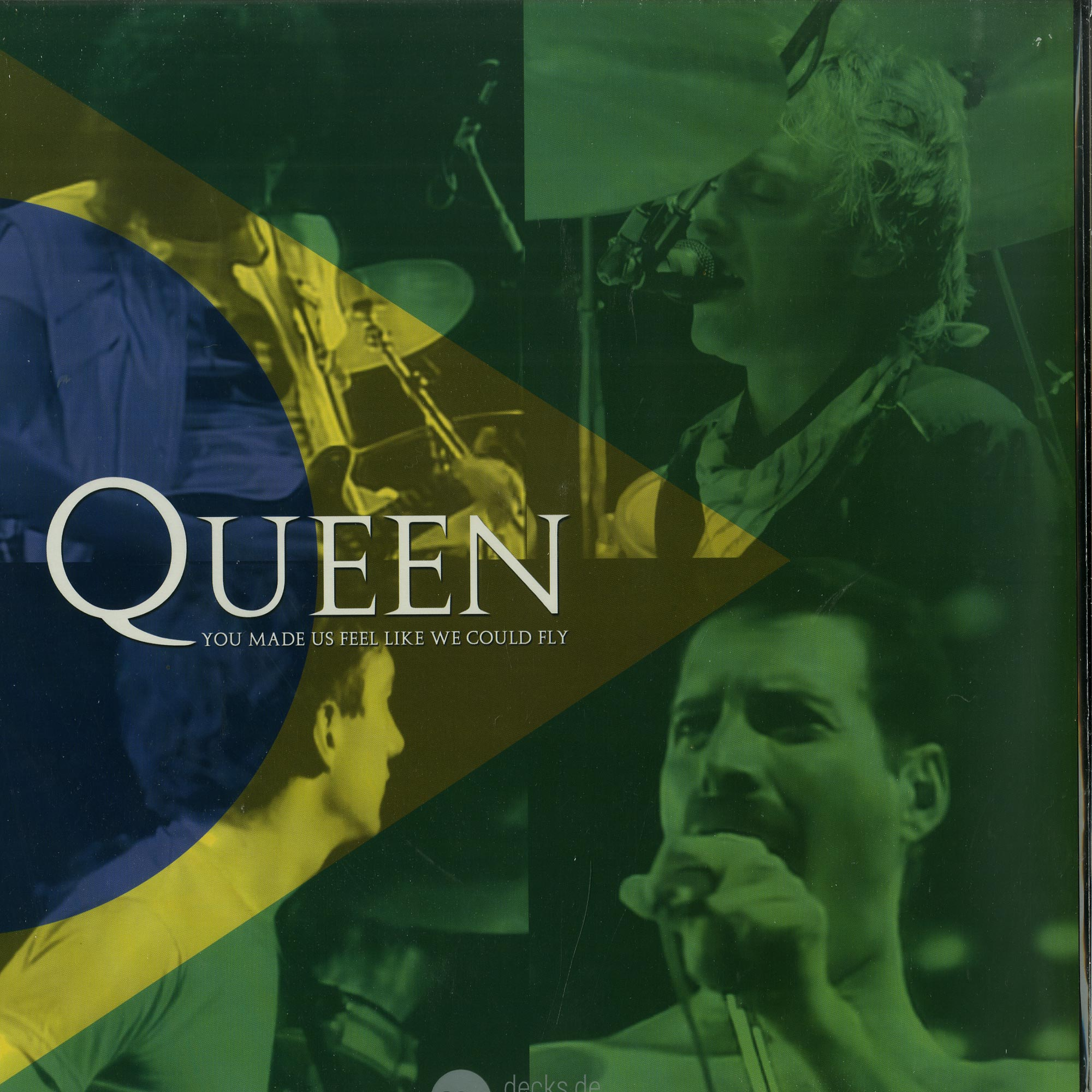Queen - YOU MADE US FEEL WE COULD FLY