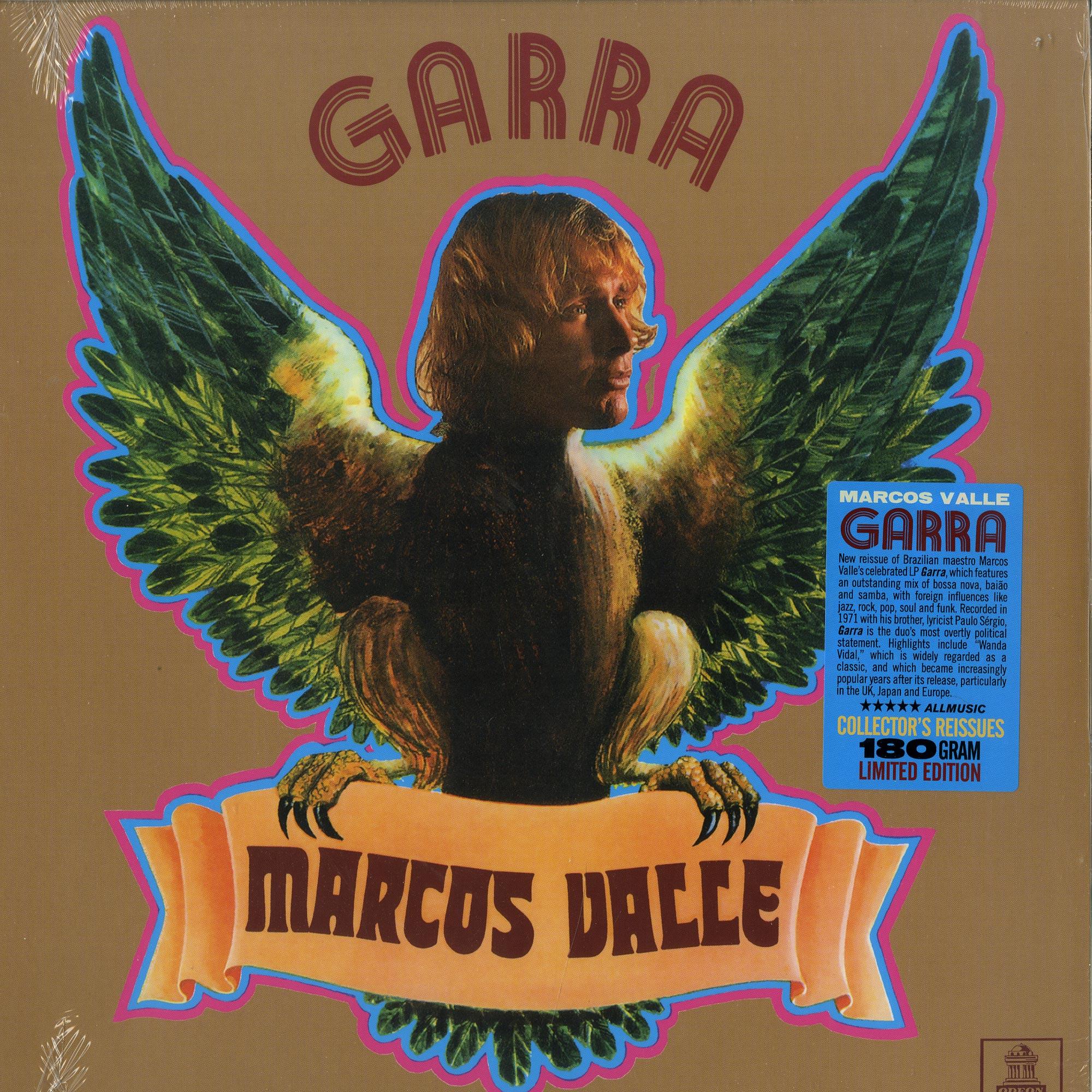 Marcus Valle - GARRA