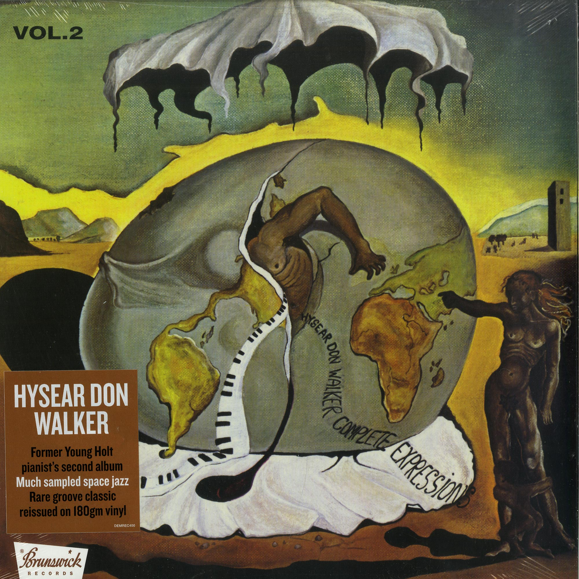 Hysear Don Walker - COMPLETE EXPRESSIONS VOL. 2
