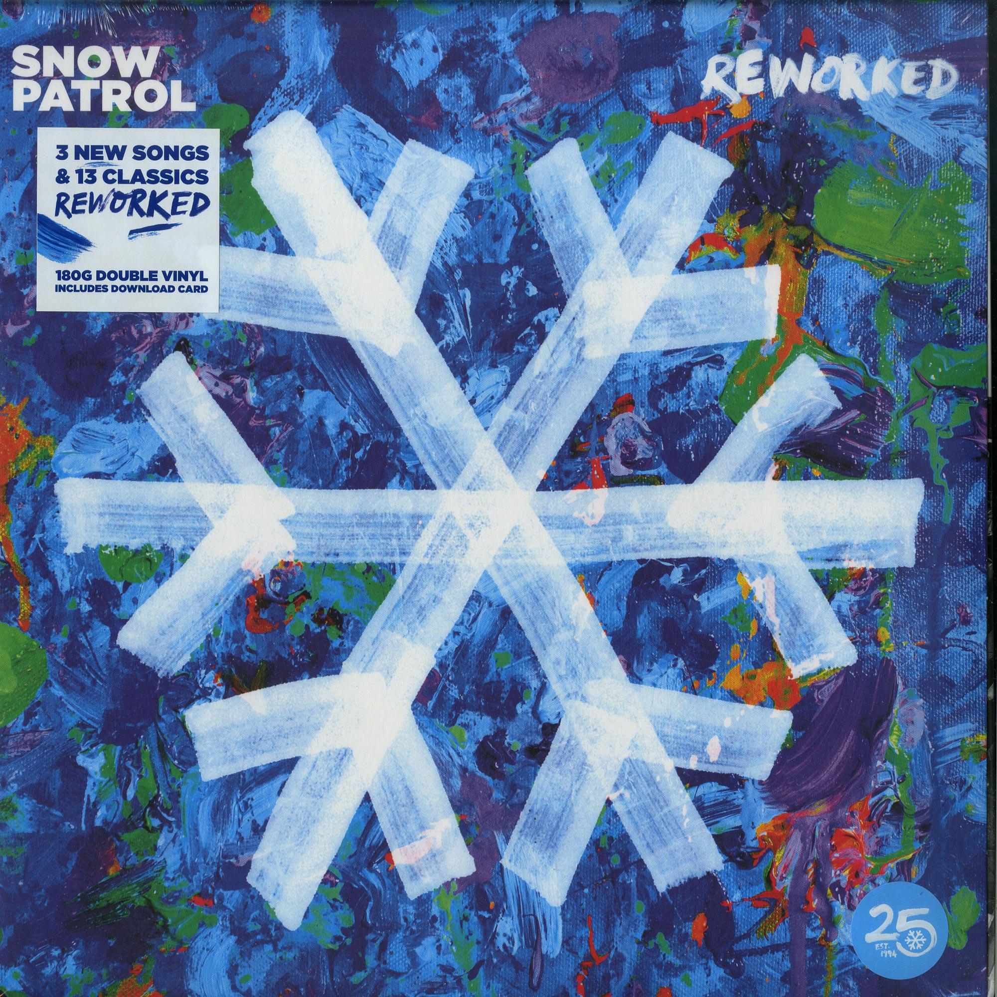 Snow Patrol - SNOW PATROL - REWORKED