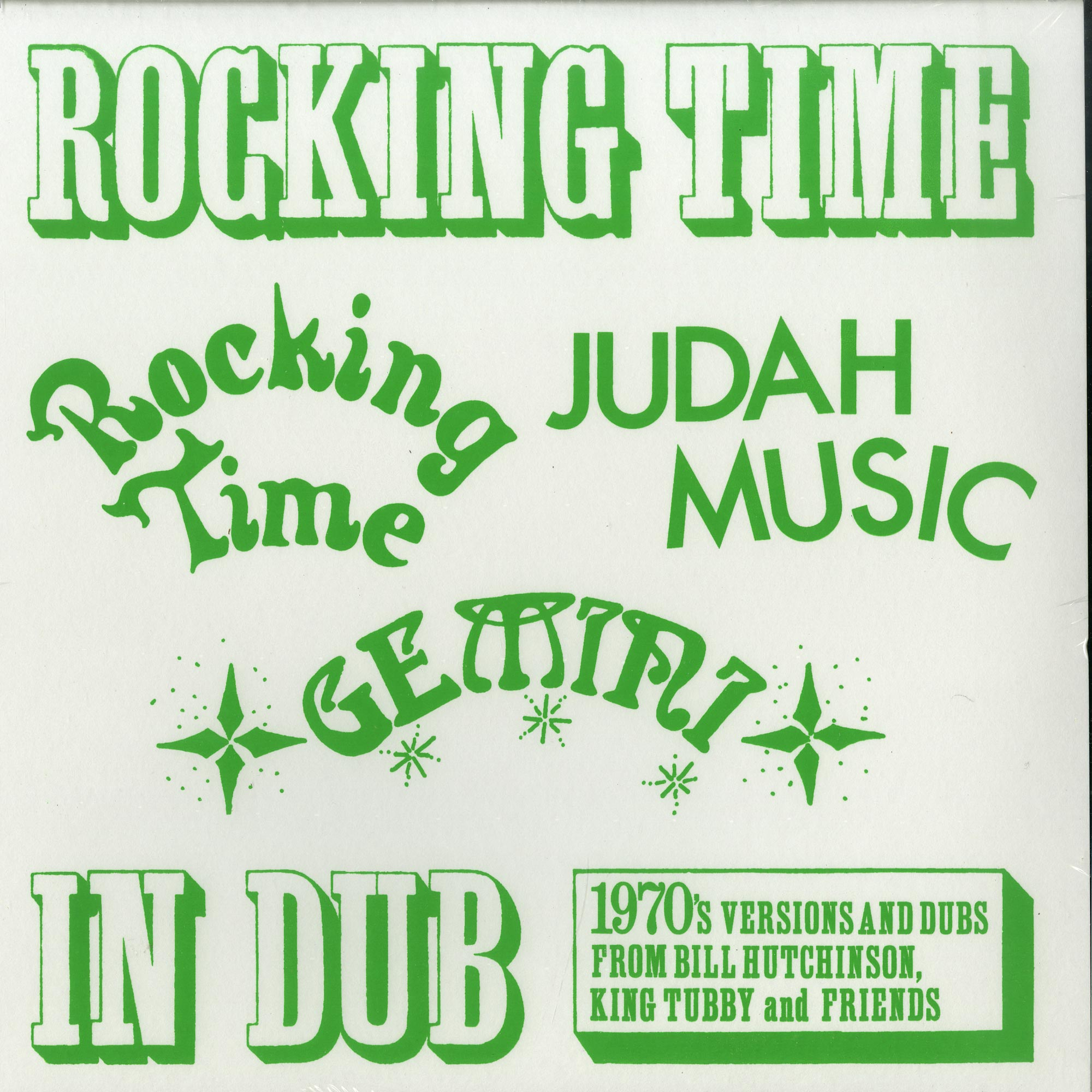 King Tubby - ROCKING TIME IN DUB