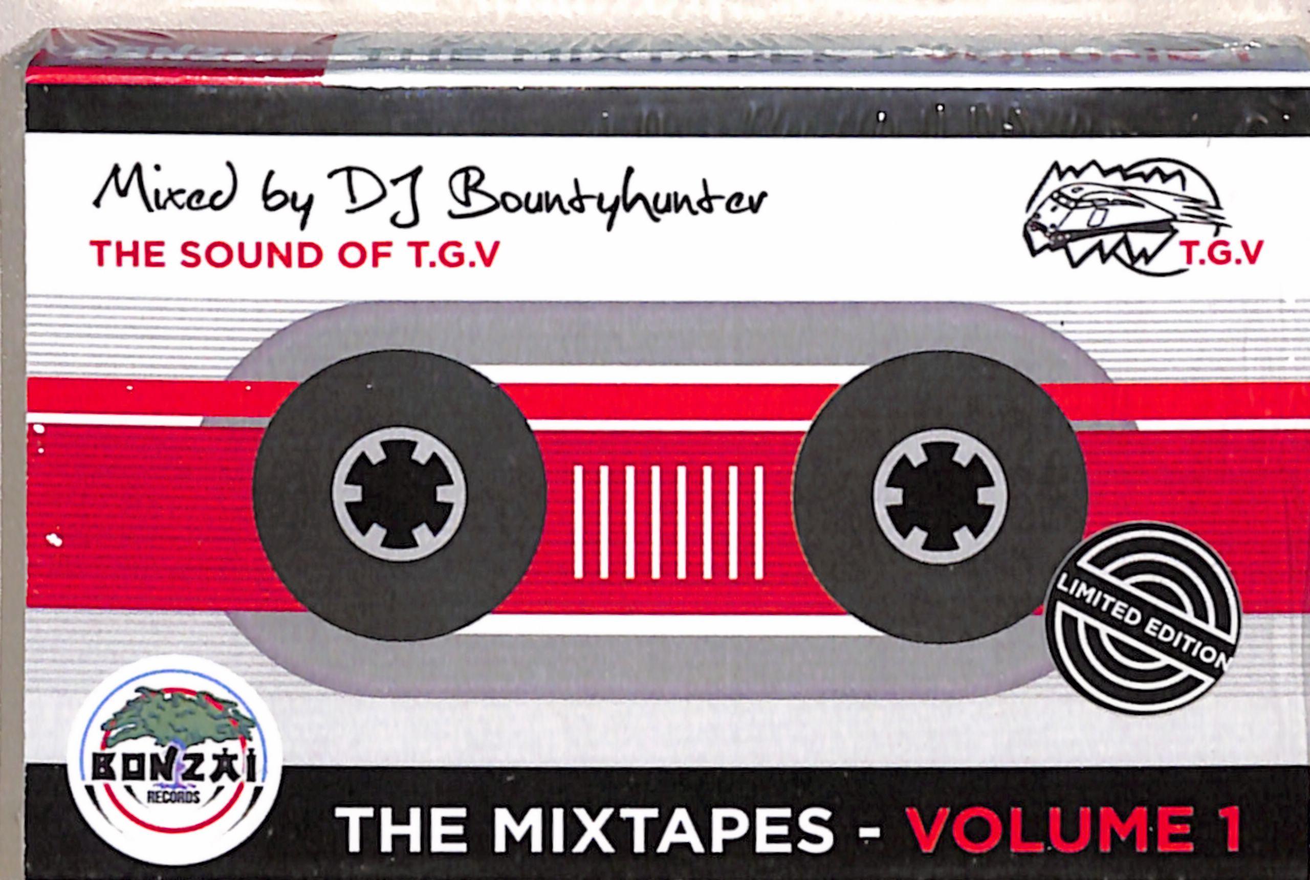 Various Artists / Bonzai Records - THE MIXTAPES: VOLUME 1