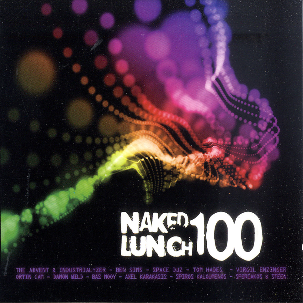V/A - NAKED LUNCH 100 - A.PAUL REMIXED
