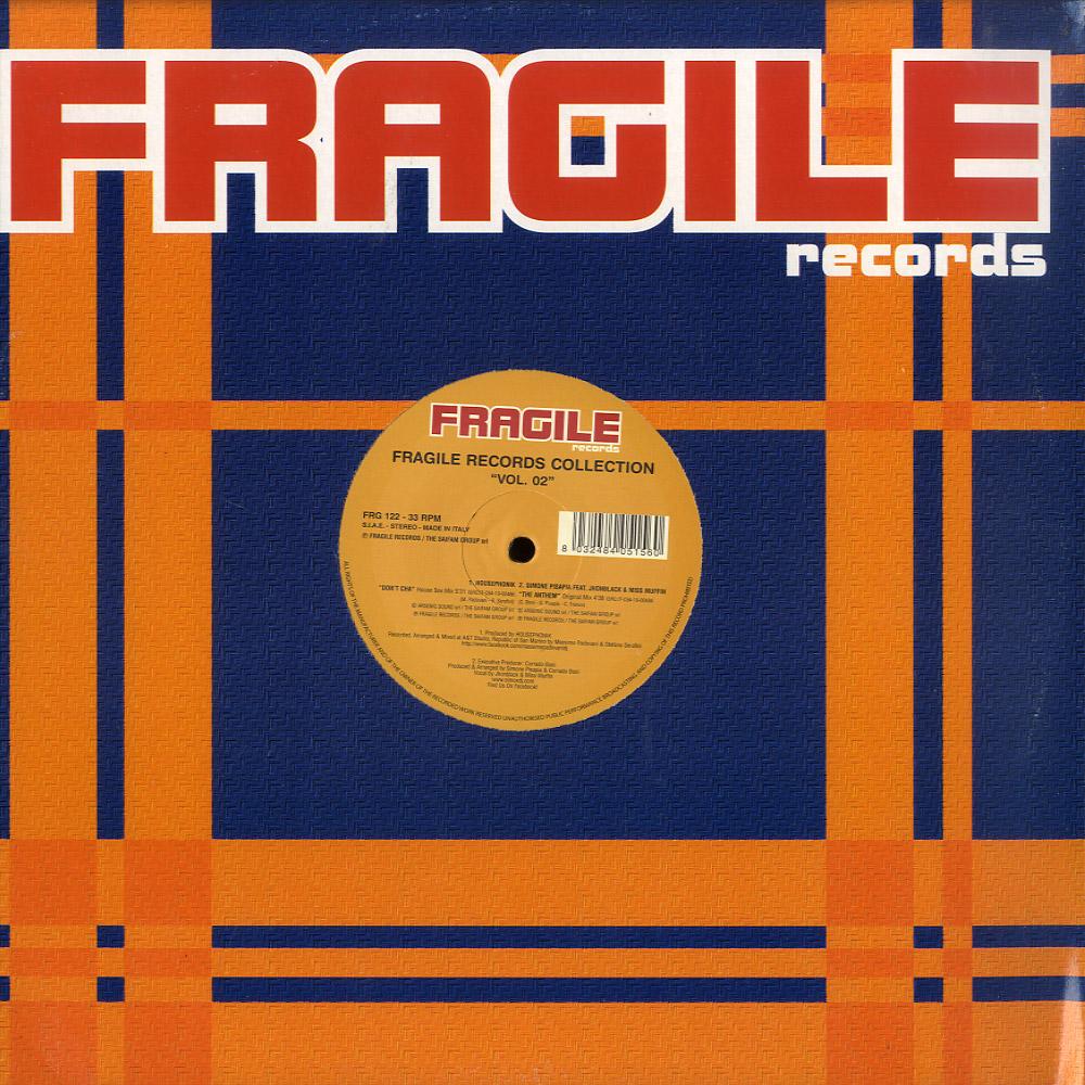 Fragile Records Collection - VOL. 2