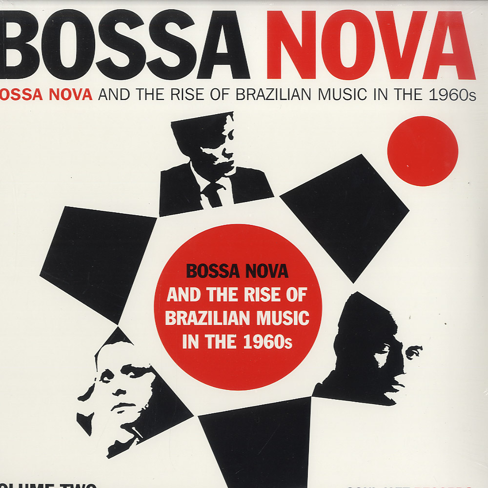 Various Artists - VOL 2 BOSSA NOVA AND THE RISE OF BRAZILIAN MUSIC IN 1960S