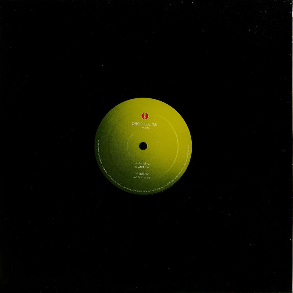 Paco Osuna - FOUR EP