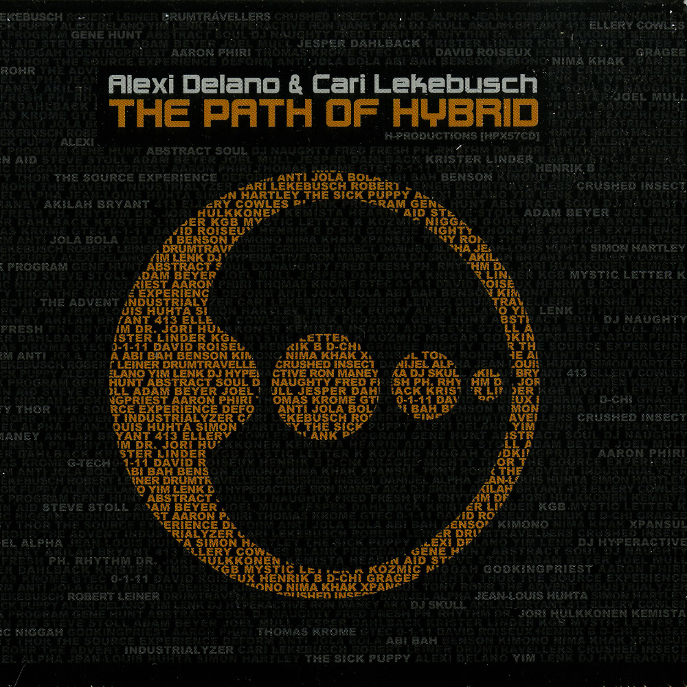 Alexi Delano & Cari Lekebusch - THE PATH OF HYBRID