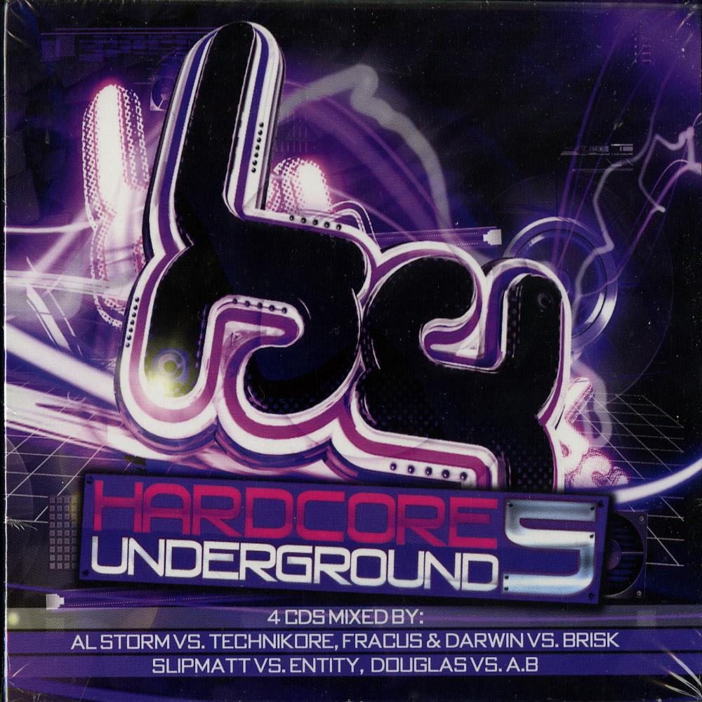 Various Artists - HARDCORE UNDERGROUND 5