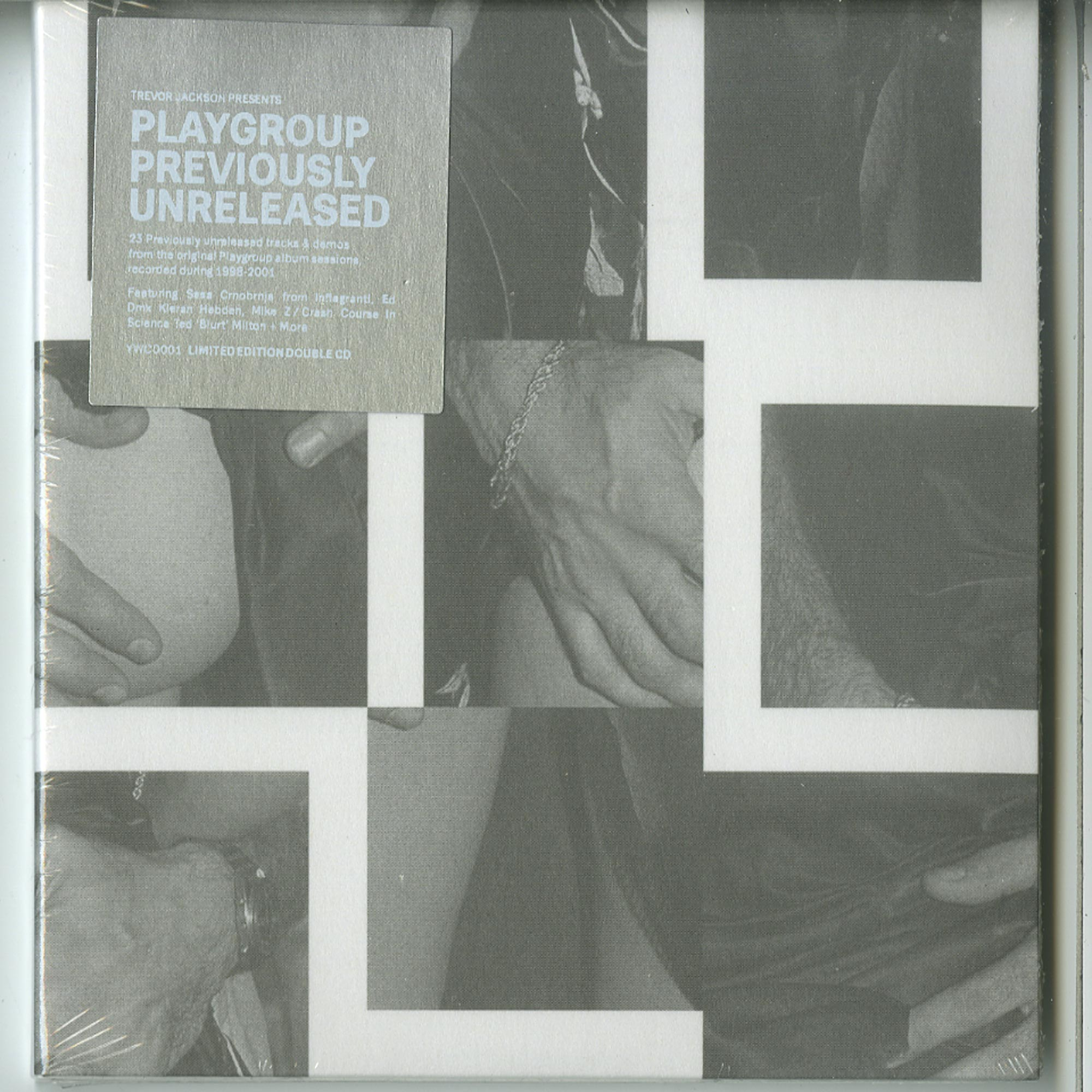 Playgroup - PREVIOUSLY UNRELEASED