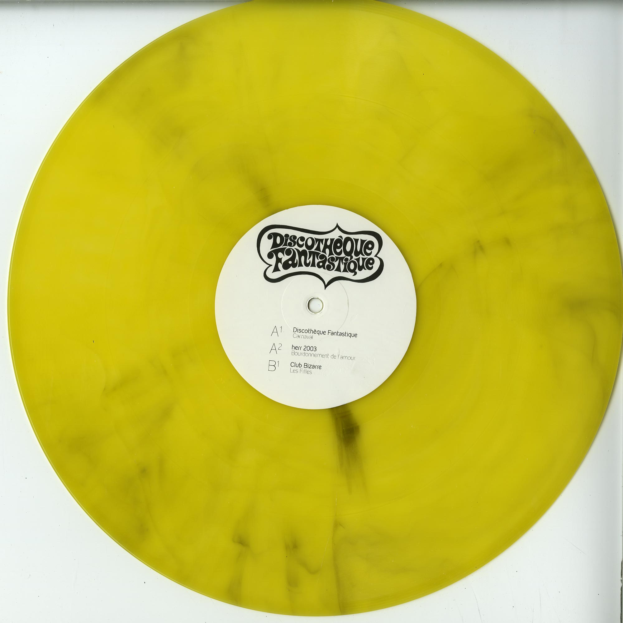 Various Artists - DISCOTHEQUE FANTASTIQUE 01