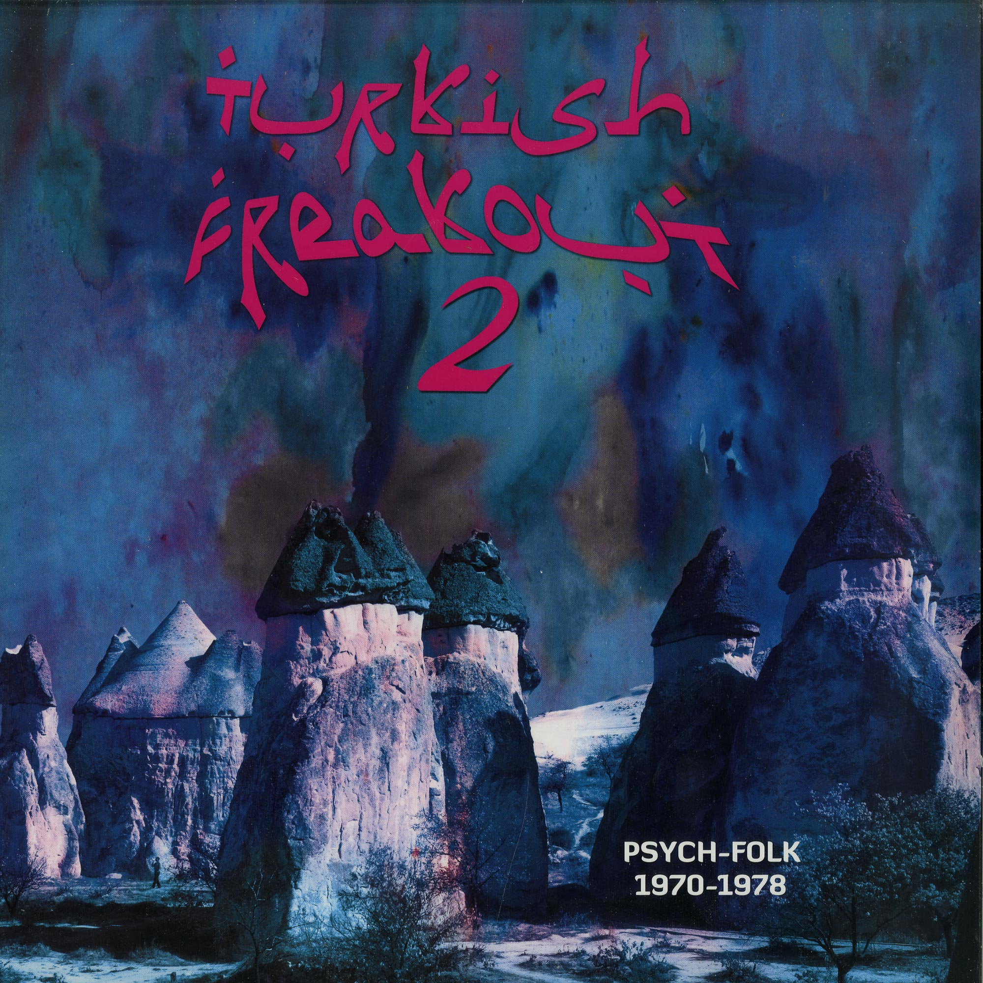 Various Artists - TURKISH FREAKOUT 2