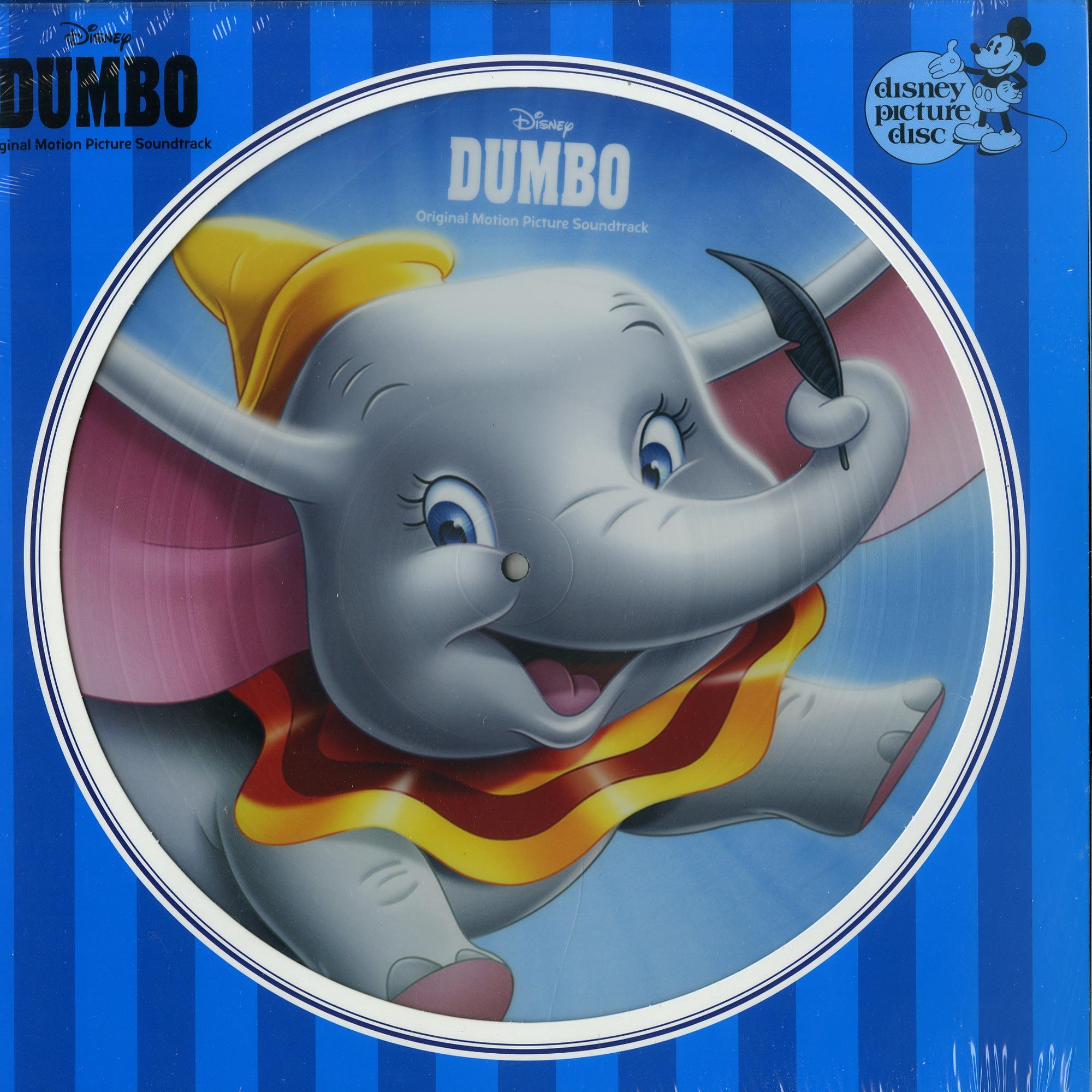 Various Artists - DUMBO-ORIGINAL MOTION PICTURE SOUNDTRACK