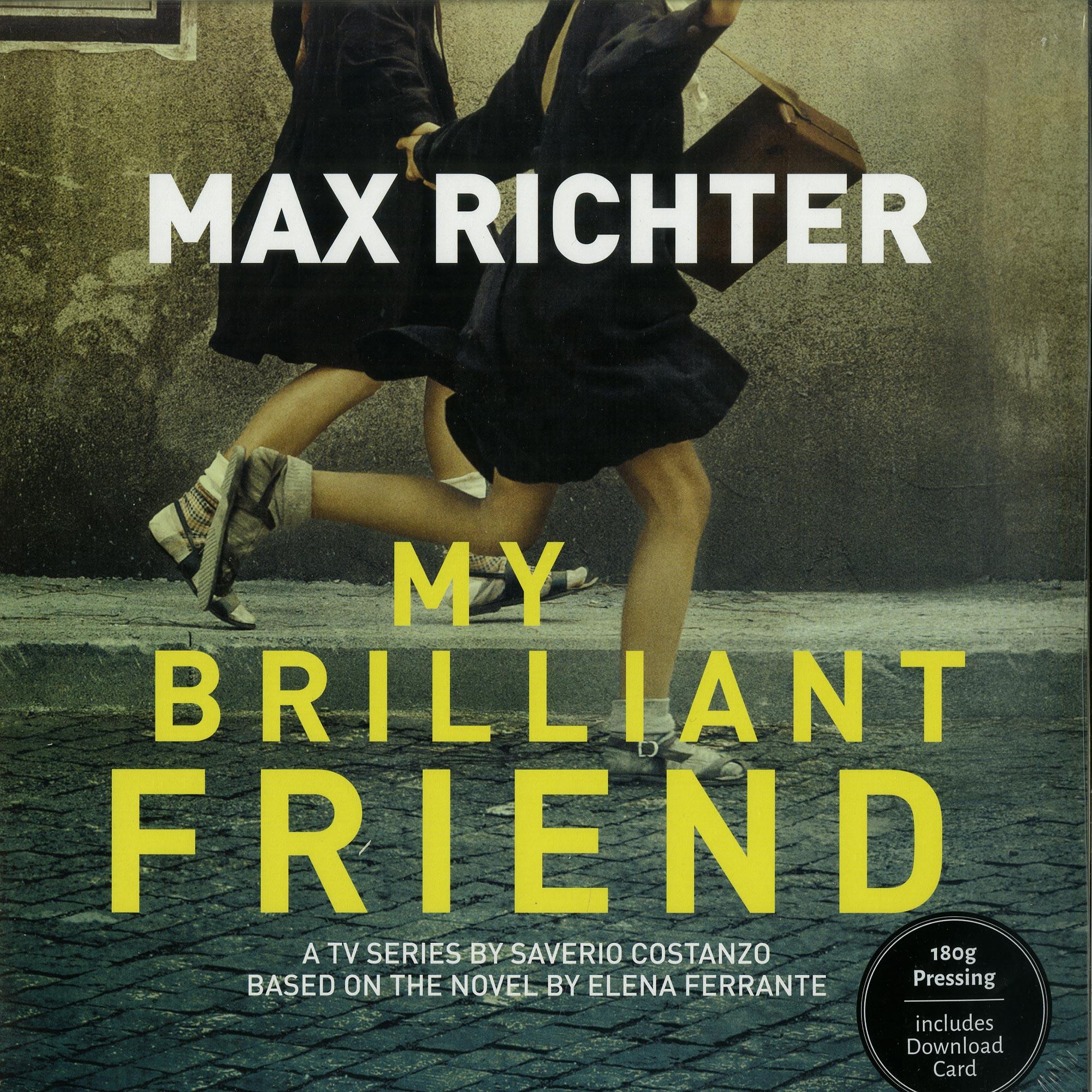 Max Richter - MY BRILLIANT FRIEND O.S.T.
