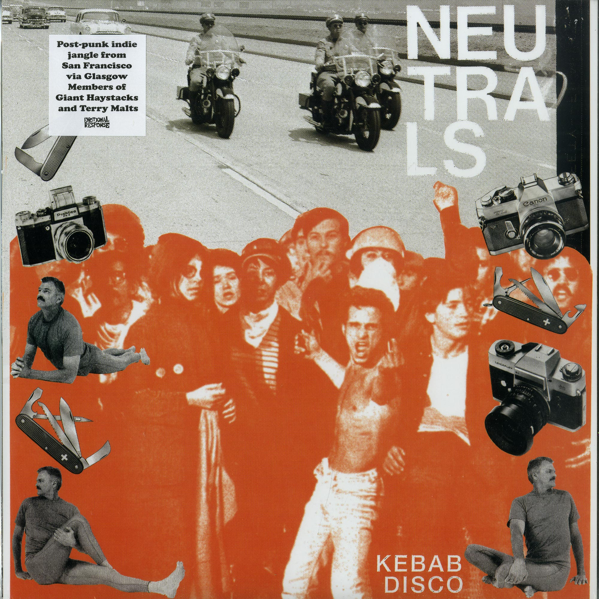 Neutrals - KEBAB DISCO