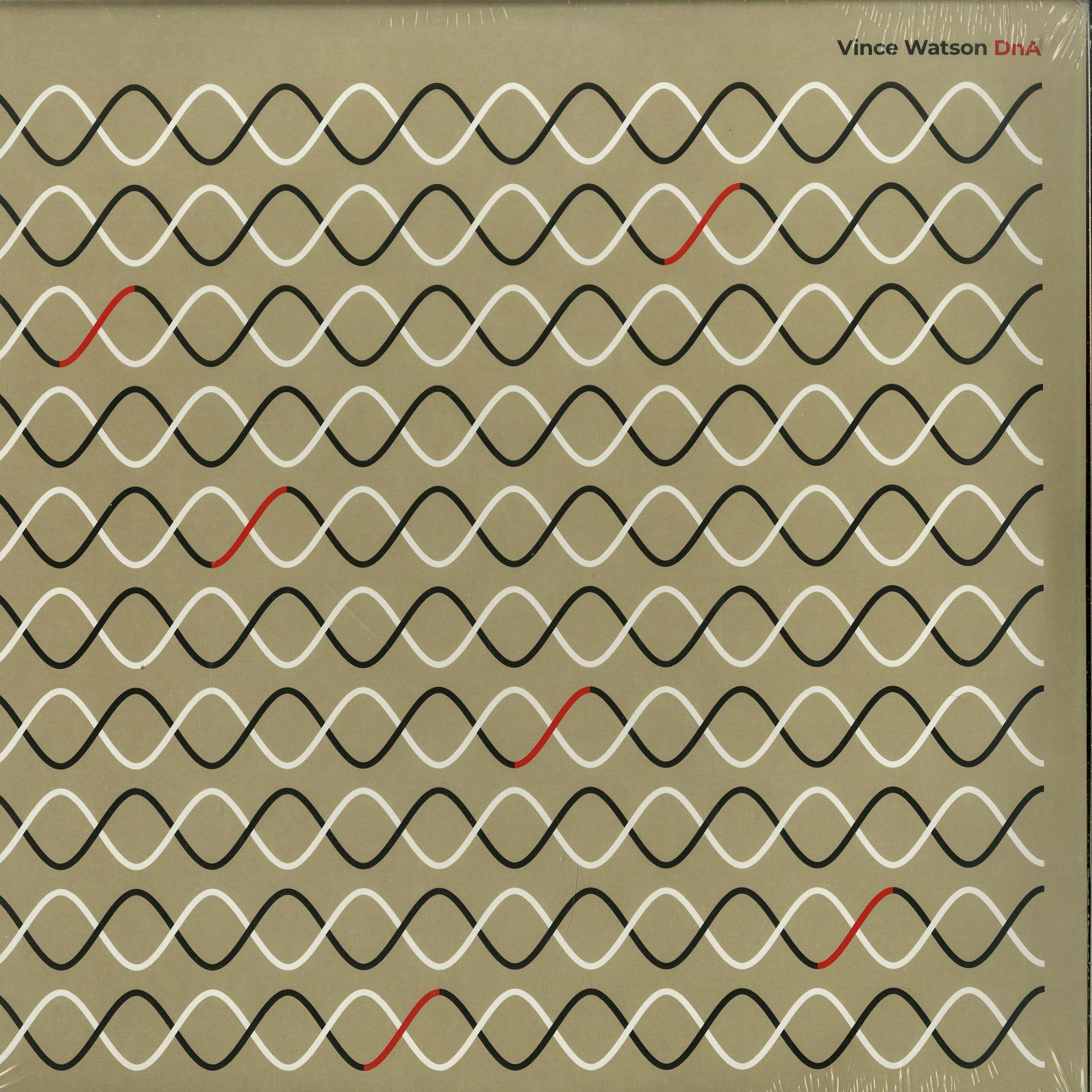 Vince Watson - DNA - LP