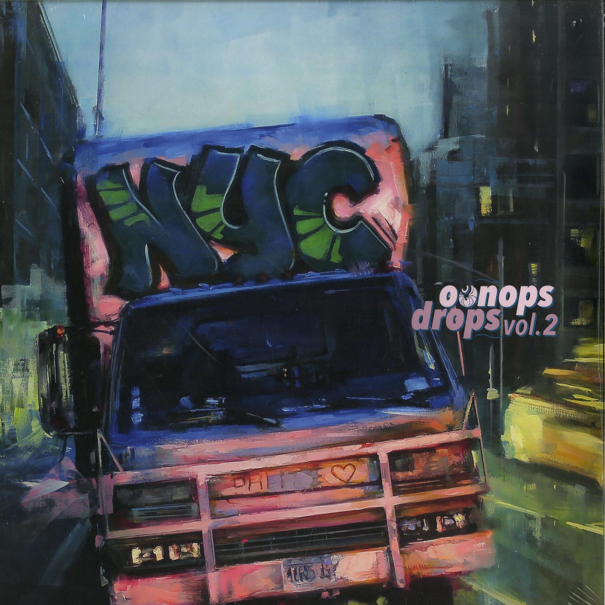 Various Artists - OONOPS DROPS VOL. 2