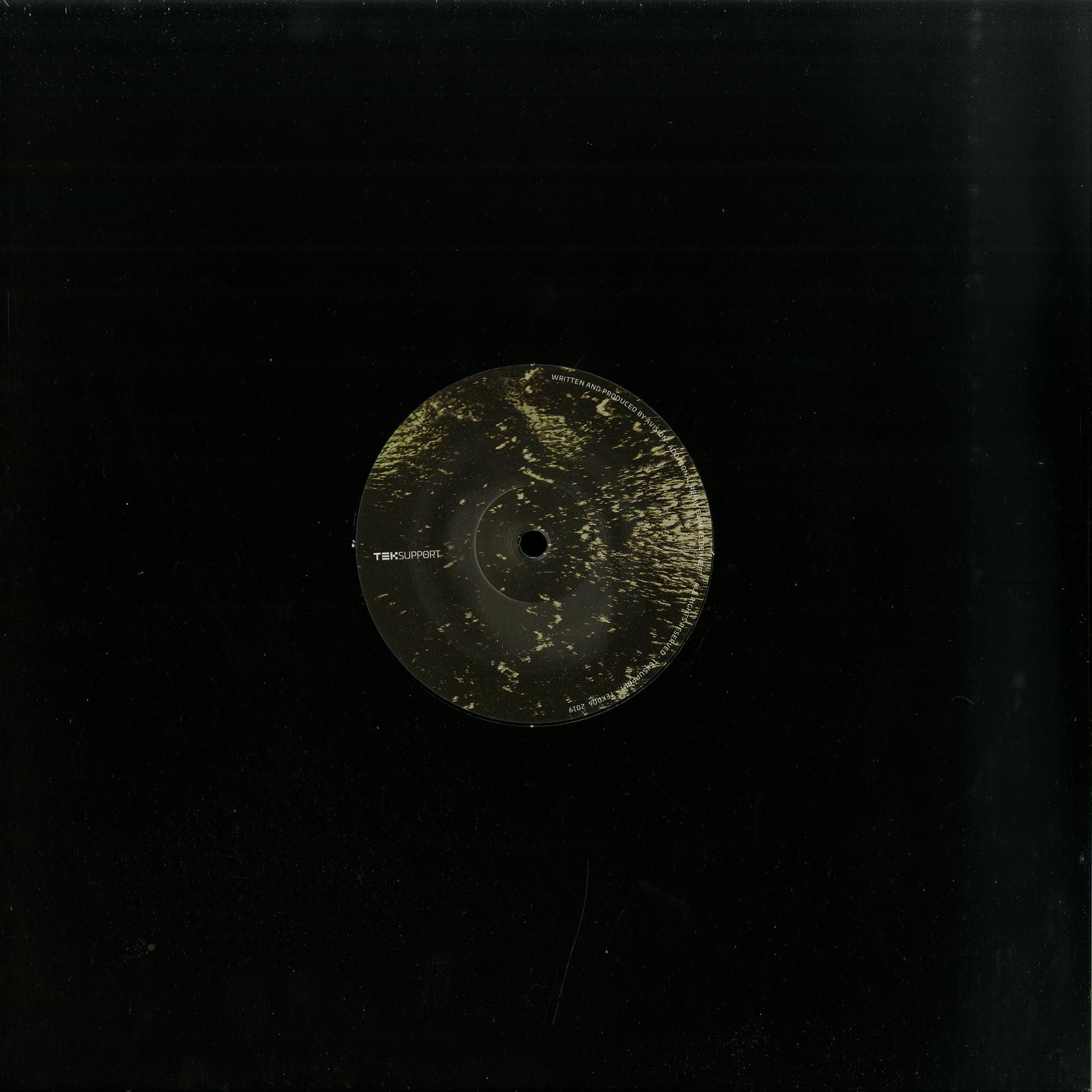 Avision - LIQUID GOLD EP