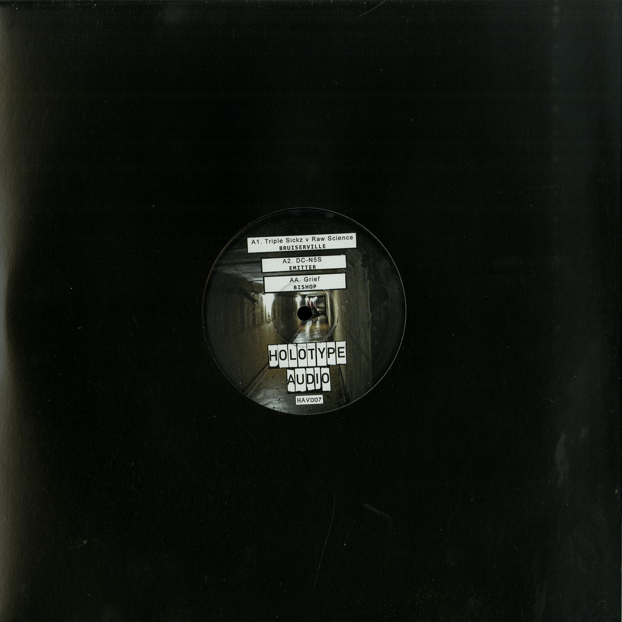 Various Artists - BRUISERVILLE EP
