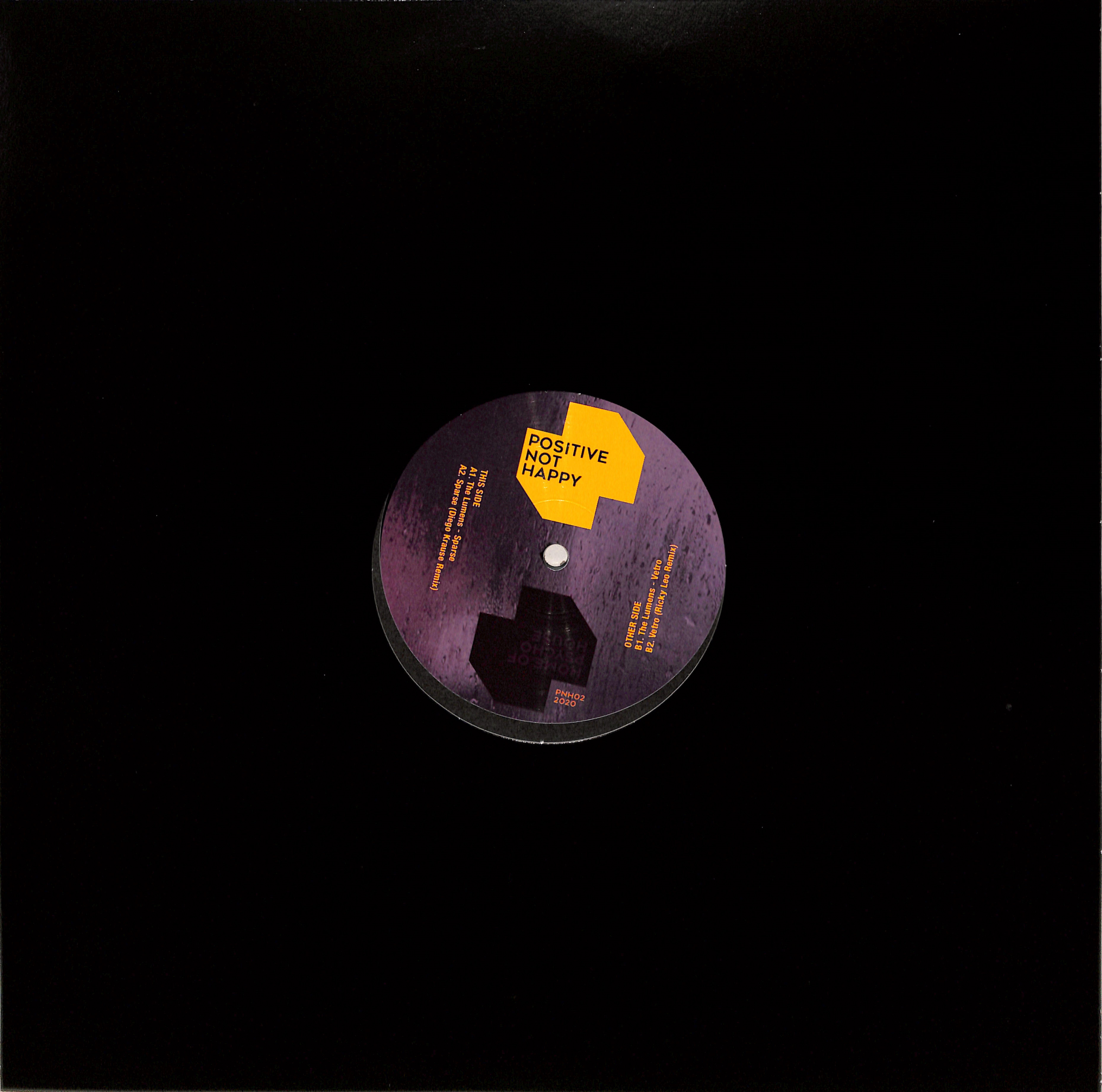 The Lumens - VETRO EP