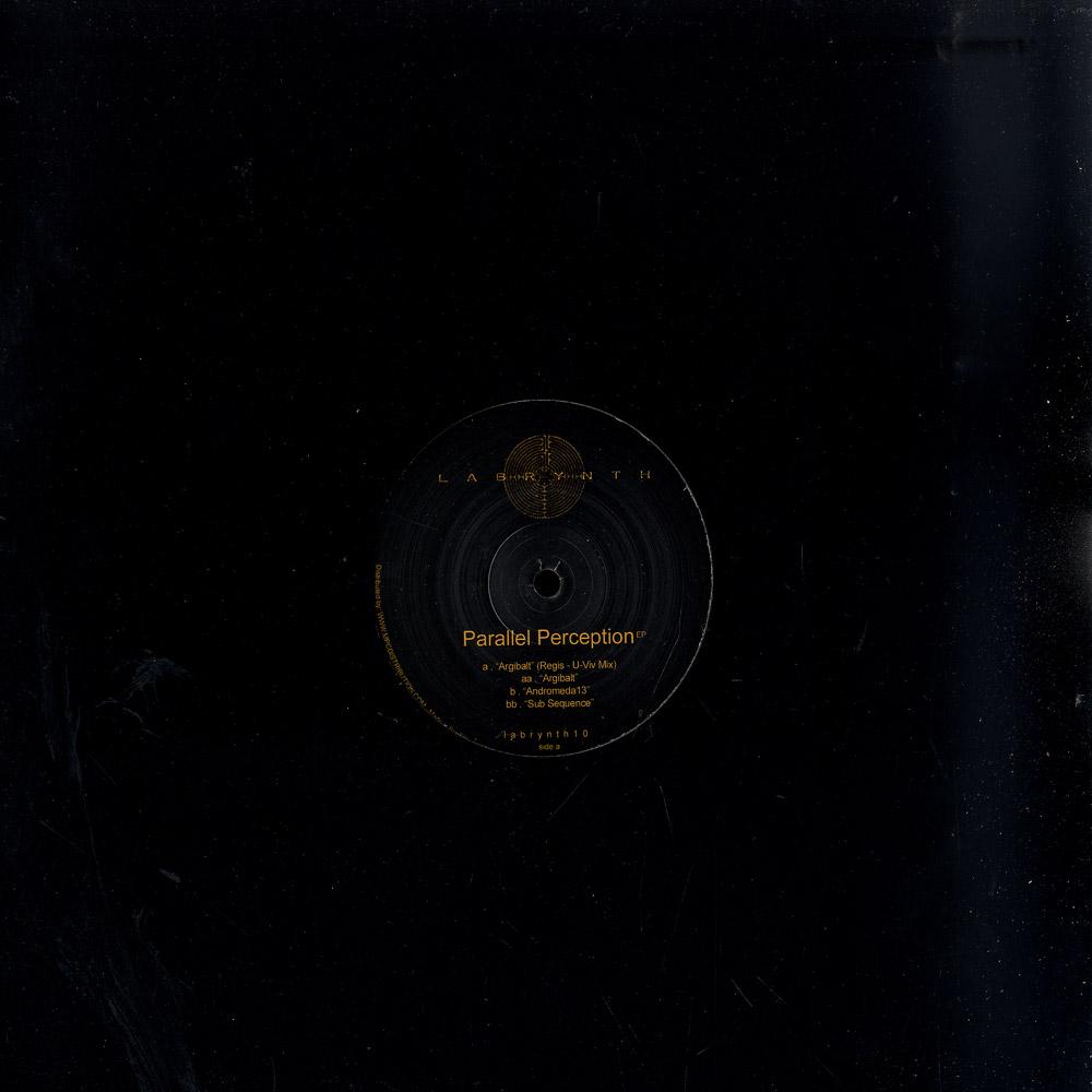 Michaelangelo / Djorvin Clain / Charlton - PARALLEL PERCEPTION