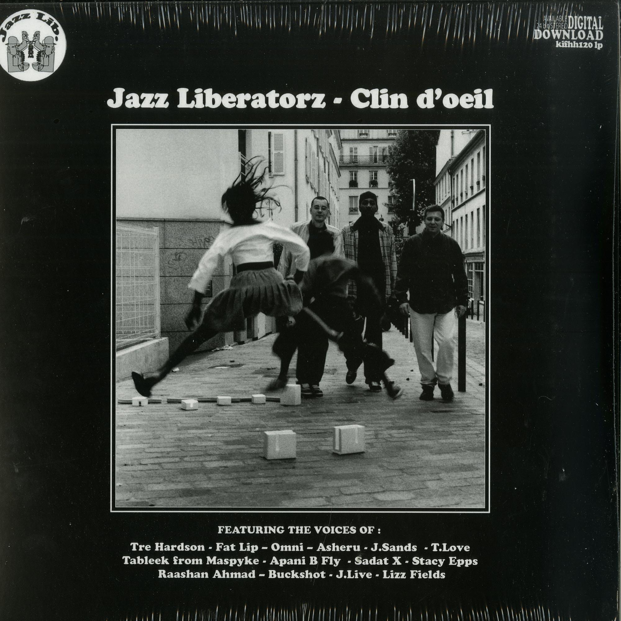 Jazz Liberatorz - CLIN D OEIL