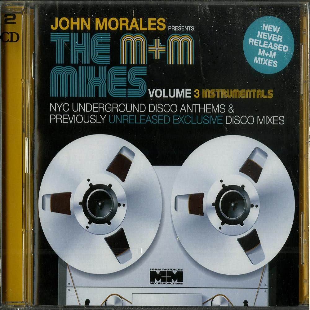 Various Artists mixed by John Morales - THE M & M MIXES VOL. 3 INSTRUMENTALS