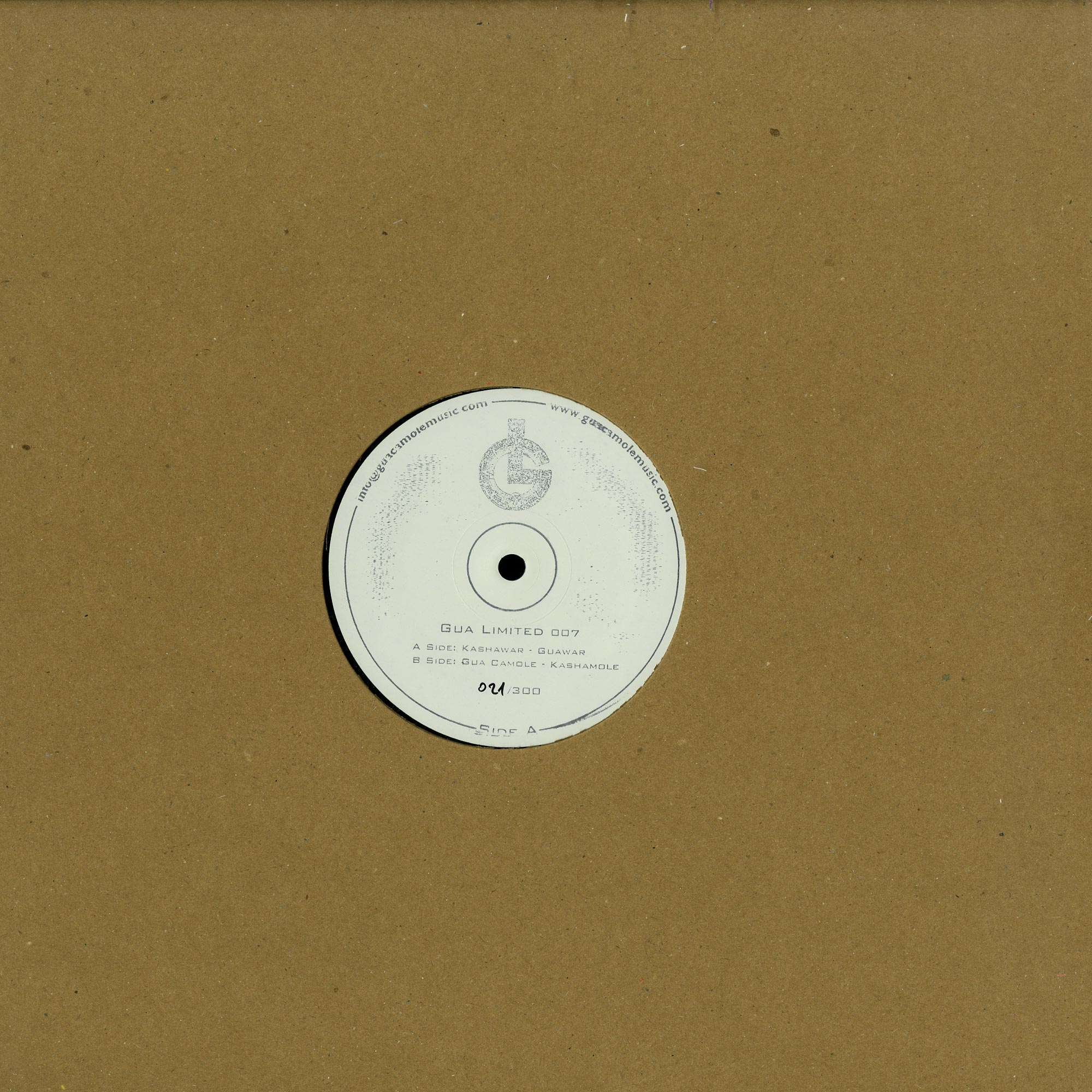 Various Artists - GUA LIMITED 007
