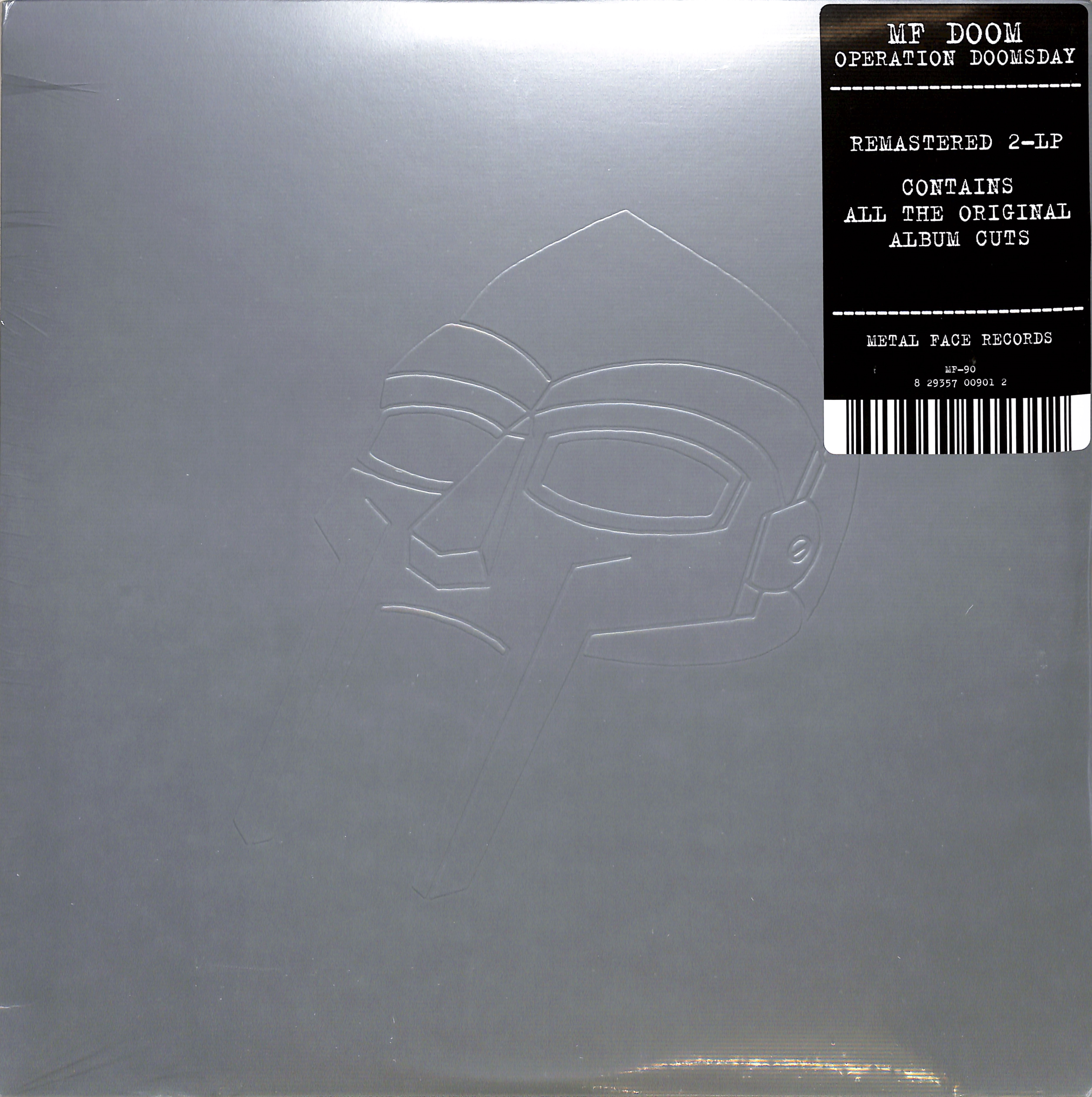 Mf Doom - OPERATION DOOMSDAY