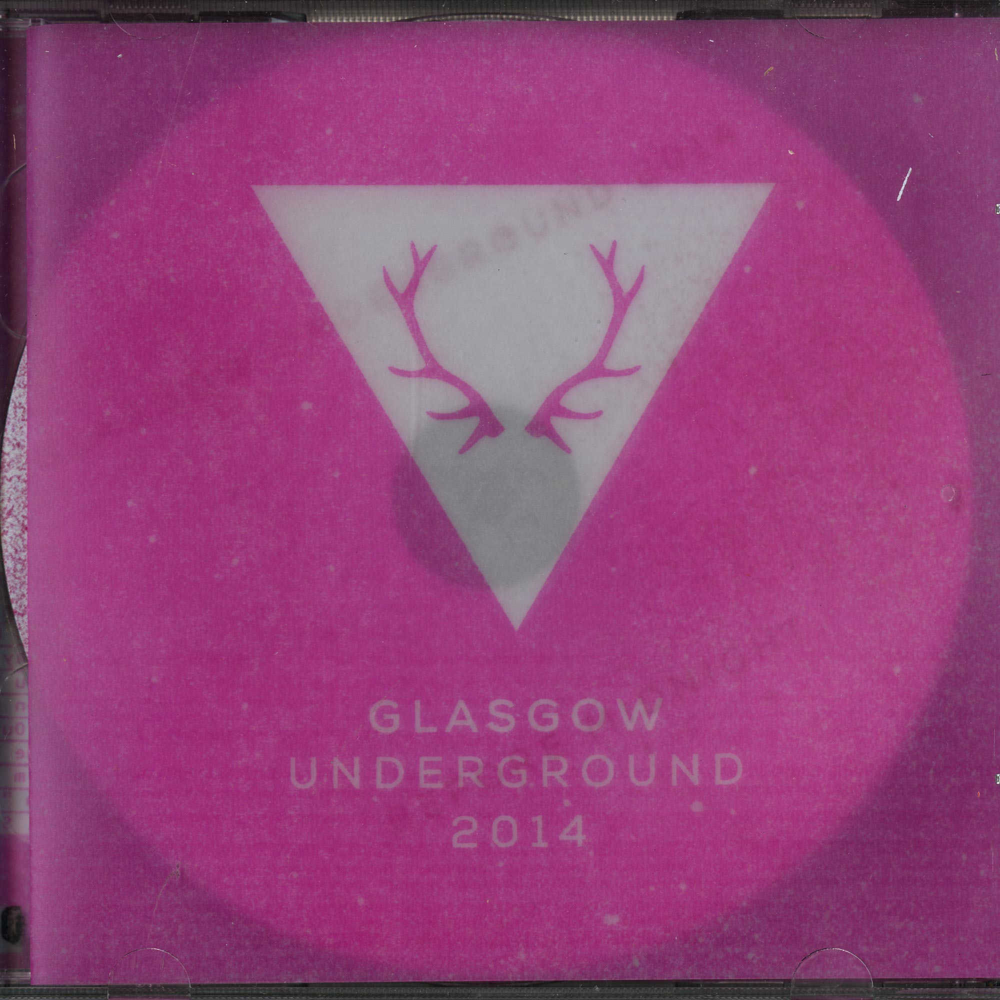 Various Artists - GLASGOW UNDERGROUND 2014