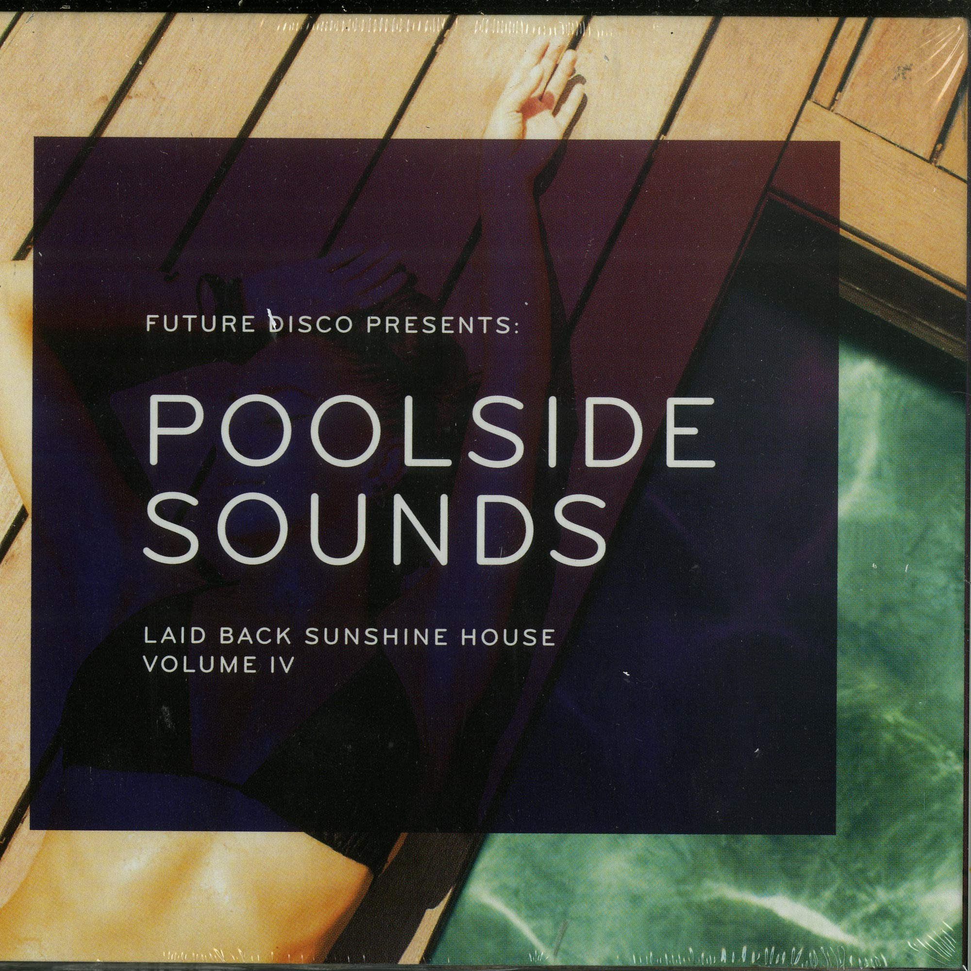 Various Artists - FUTURE DISCO PRES. POOLSIDE SOUNDS IV