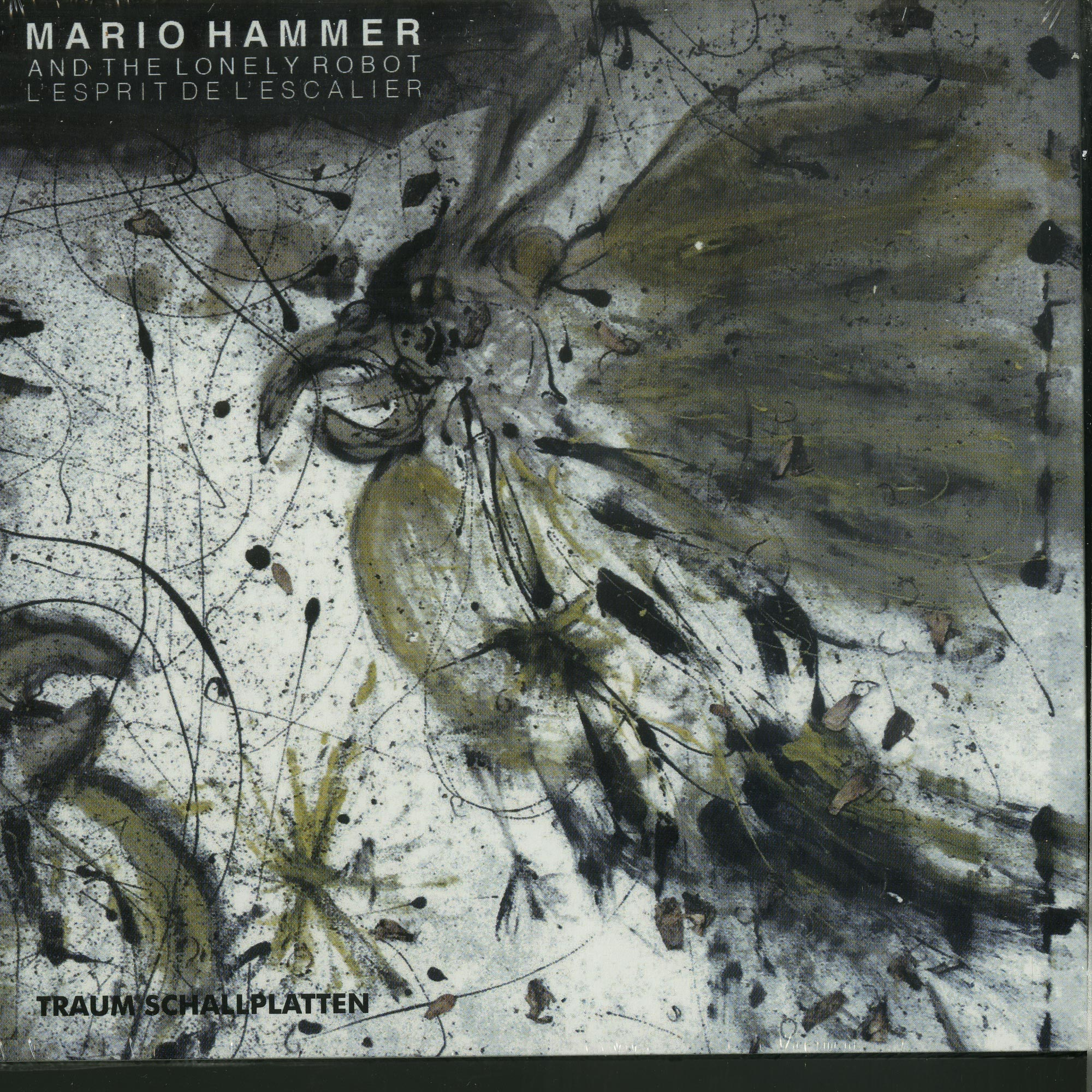 Mario Hammer And The Lonely Robot - LESPRIT DE LESCALIER