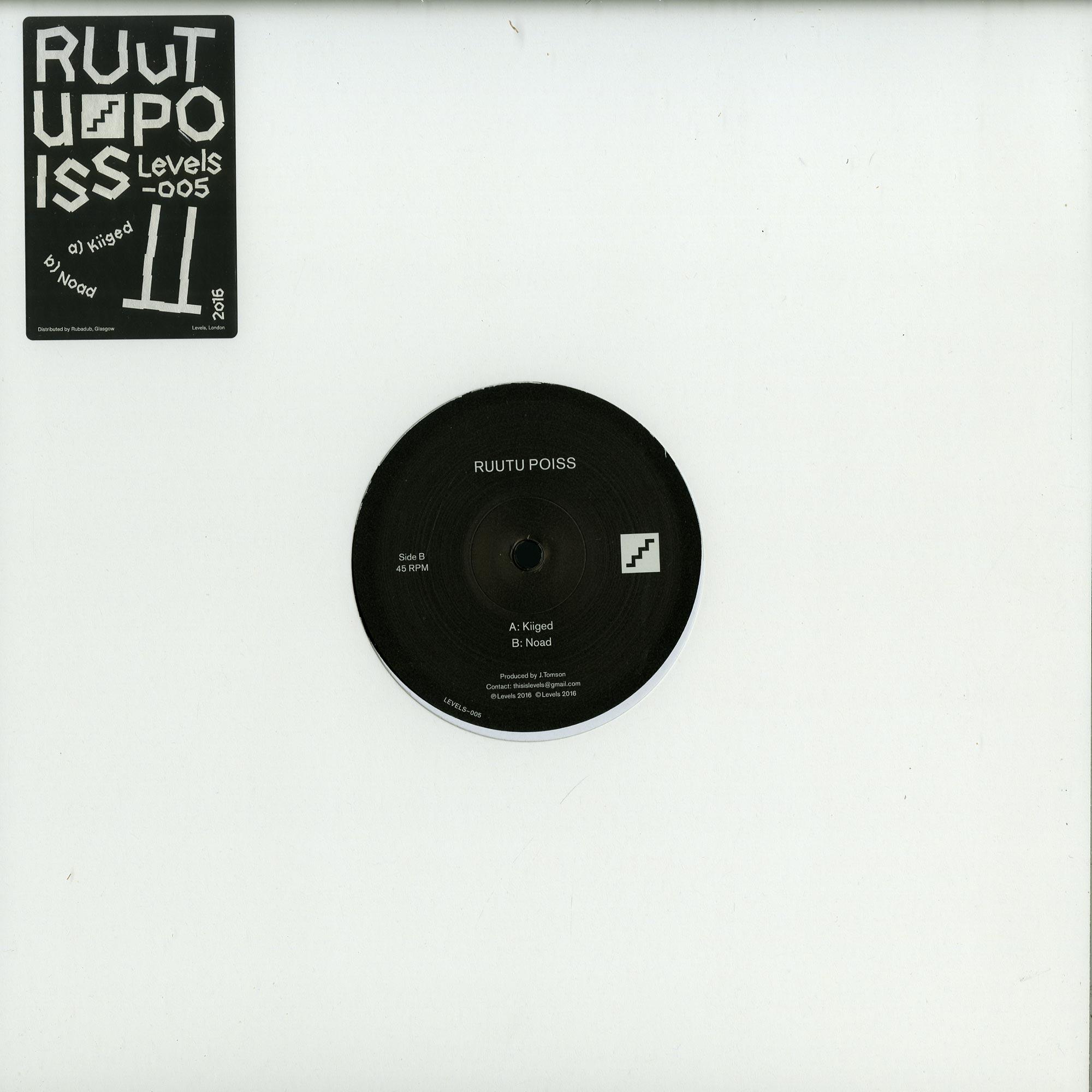 Ruutu Poiss - KIIGED / NOAD