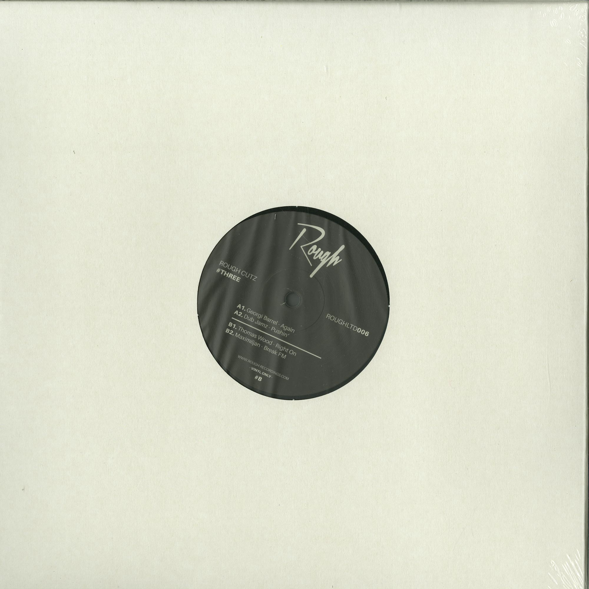 Various Artists - ROUGH CUTZ #THREE