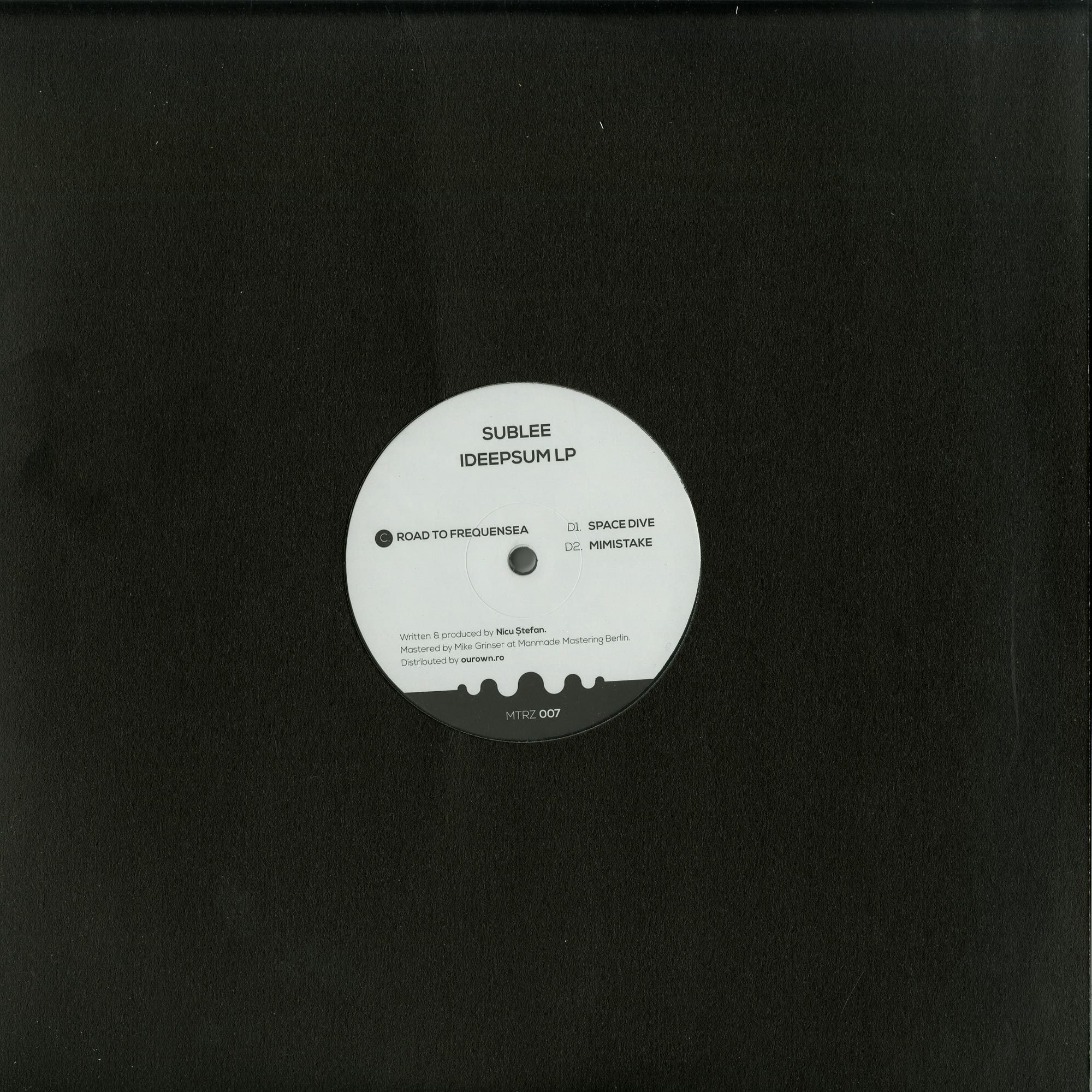 Sublee - IDEEPSUM LP