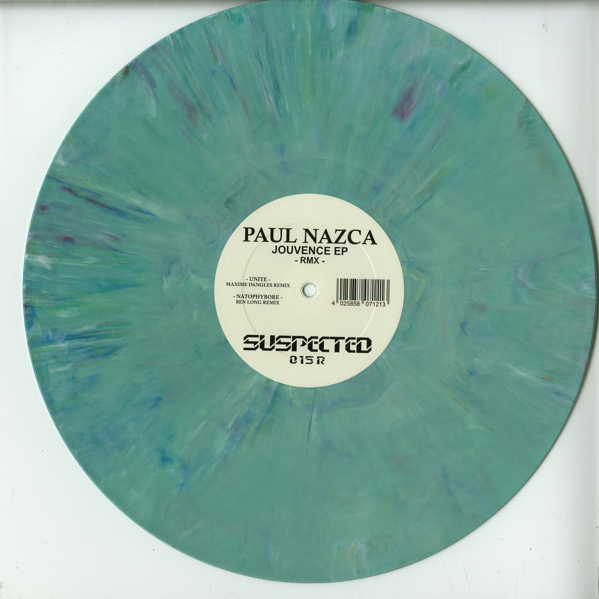 Paul Nazca - JOUVENCE REMIXES