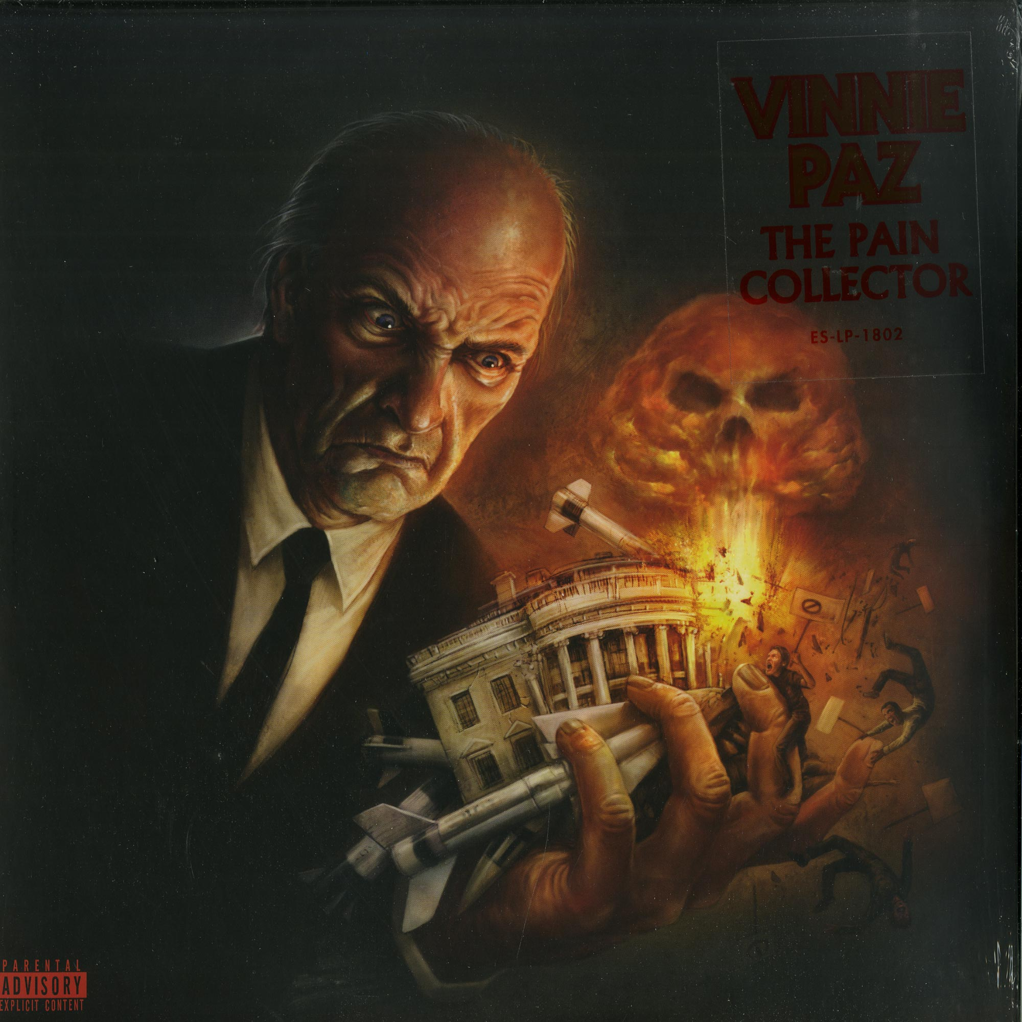 Vinnie Paz - THE PAIN COLLECTOR