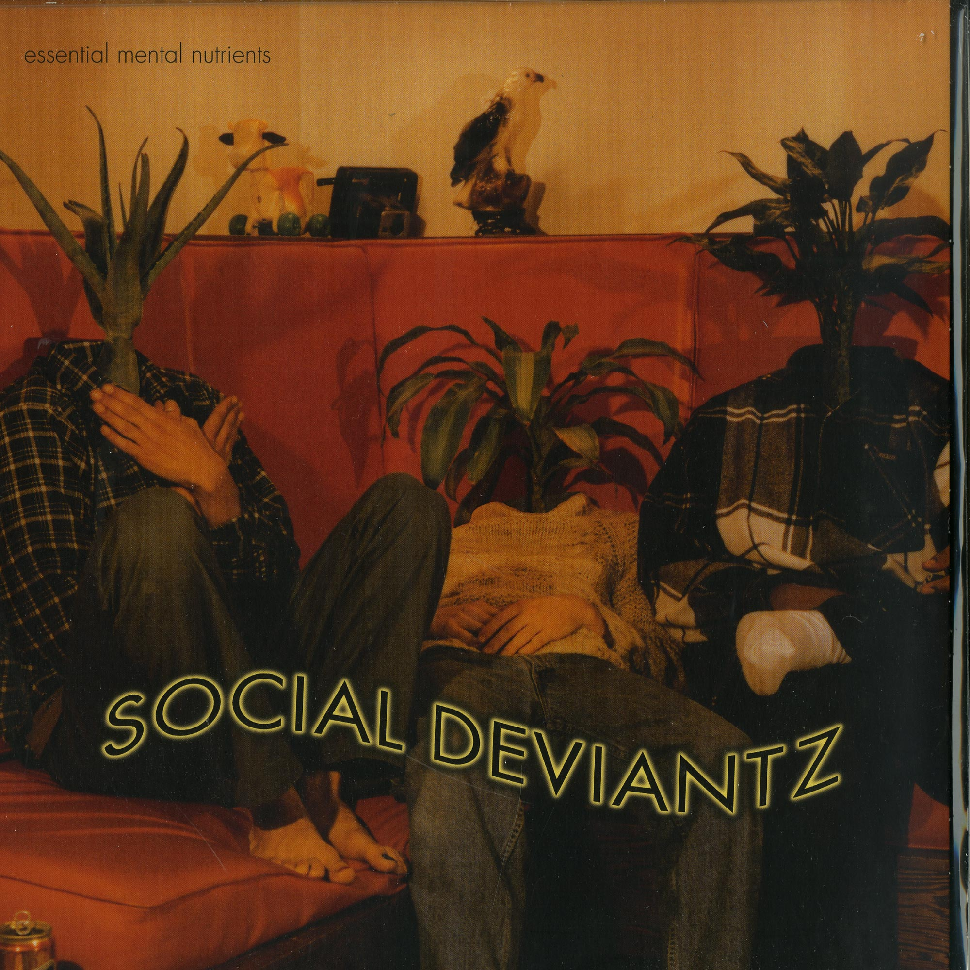 Social Deviantz - ESSENTIAL MENTAL NUTRIENTS