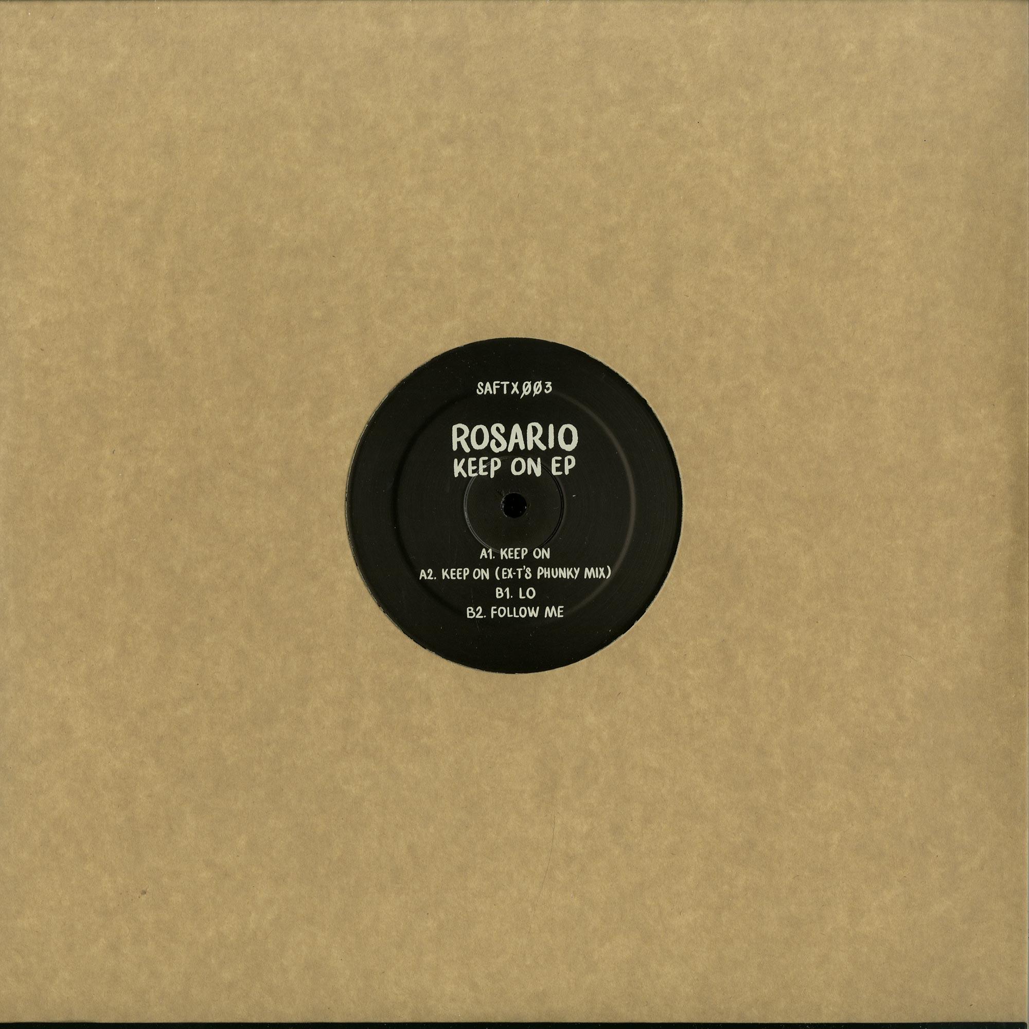 Rosario - KEEP ON EP