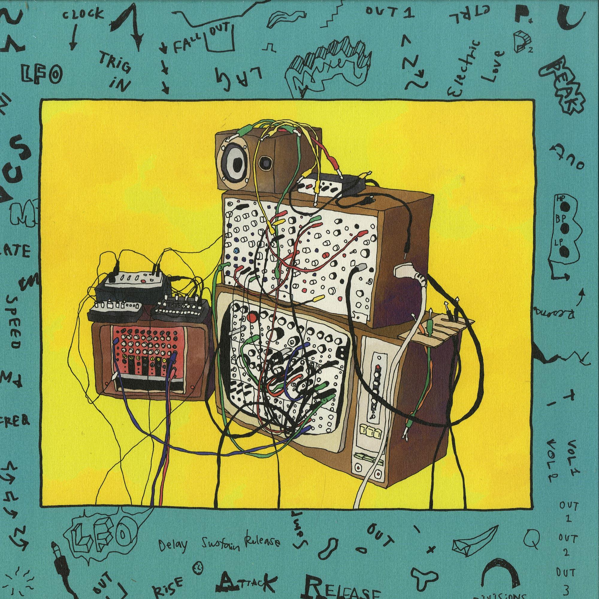 Biesmans - ELECTRIC LOVE EP