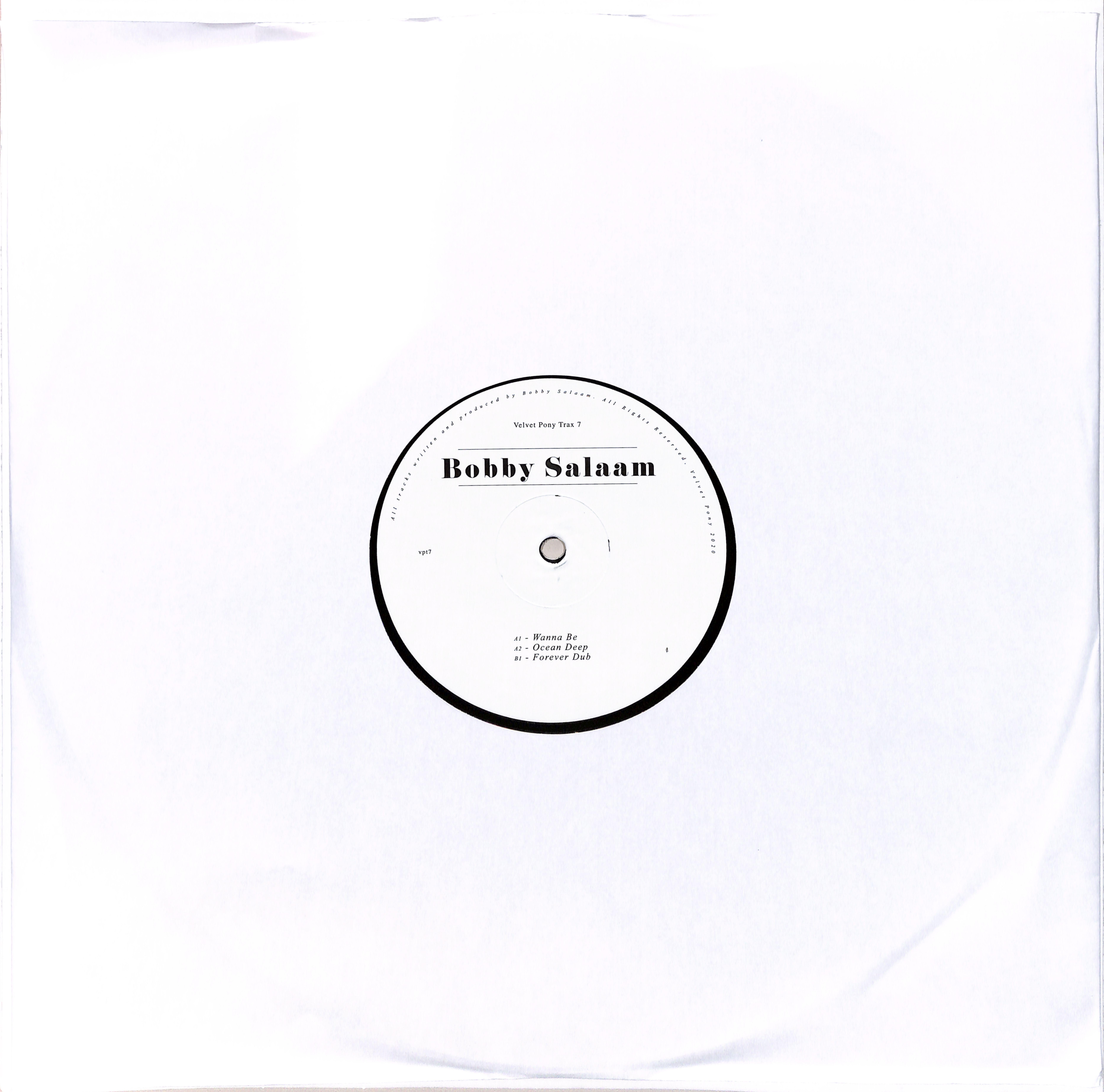 Bobby Salaam - VELVET PONY TRAX 7