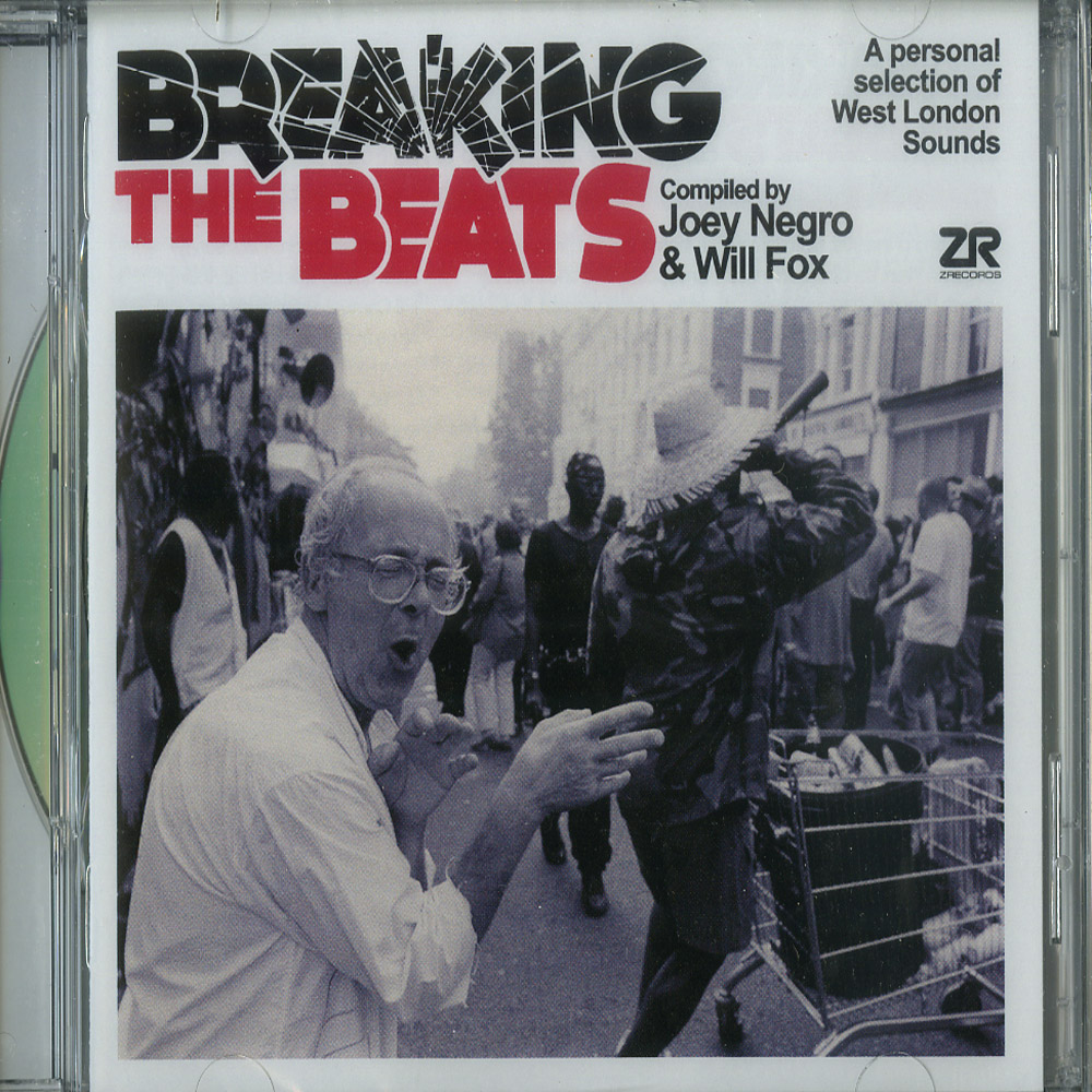 Various Artists - BREAKING THE BEATS: WEST LONDON SOUNDS