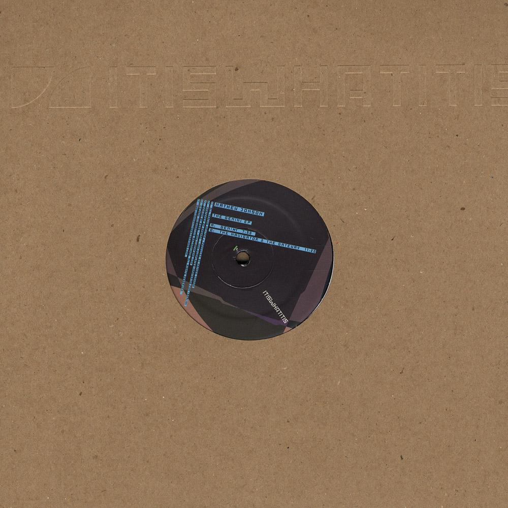 Mathew Jonson - GEMINI EP