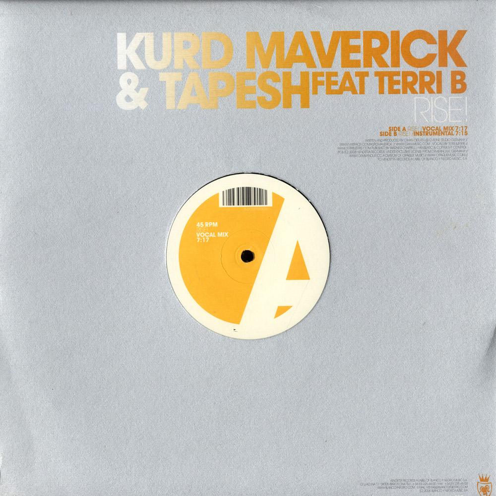 Kurd Maverick & Tapesh feat. Terri B - RISE