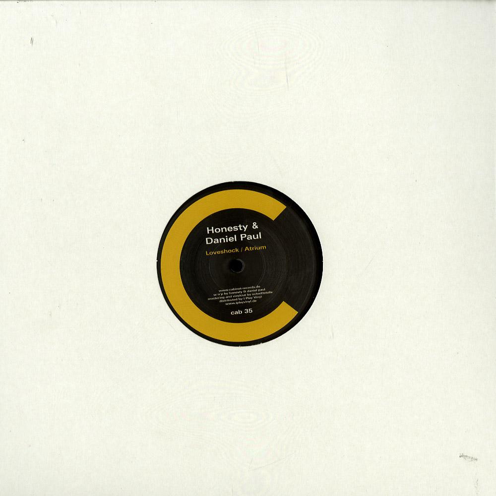 Honesty & Daniel Paul - ATRIUM & LOVESHOCK