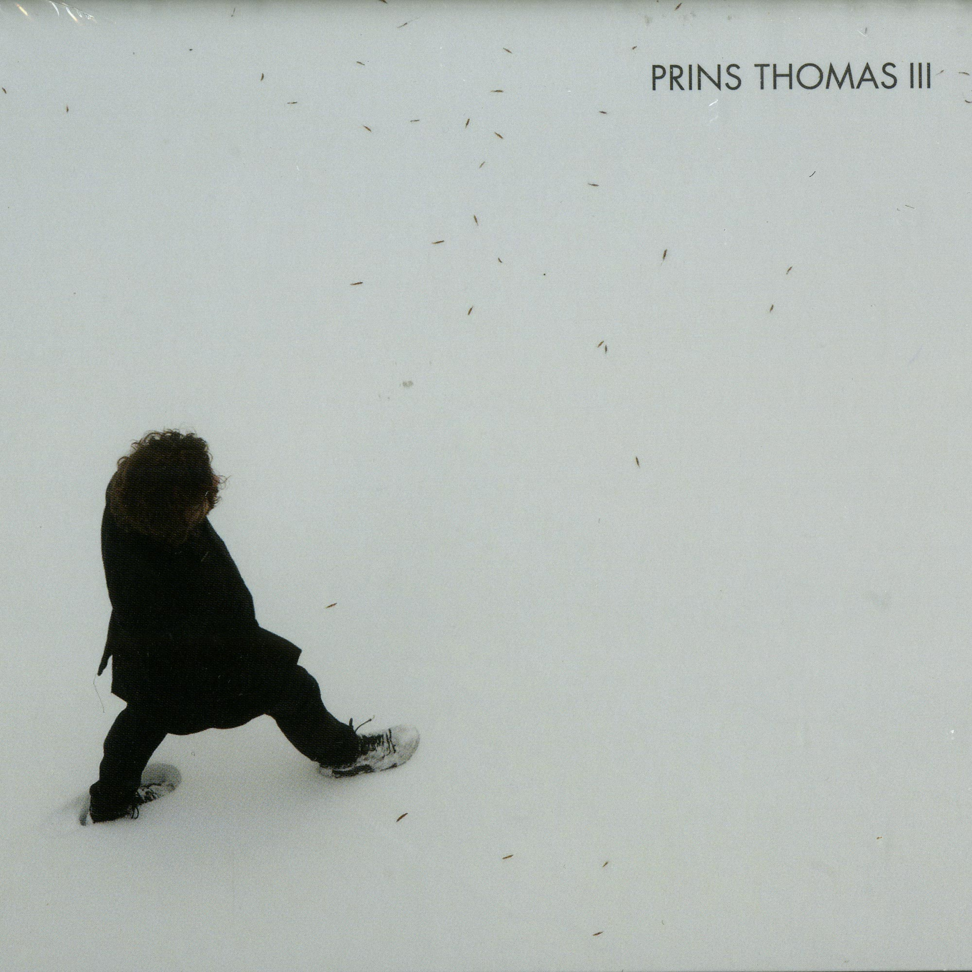 Prins Thomas - PRINS THOMAS 3