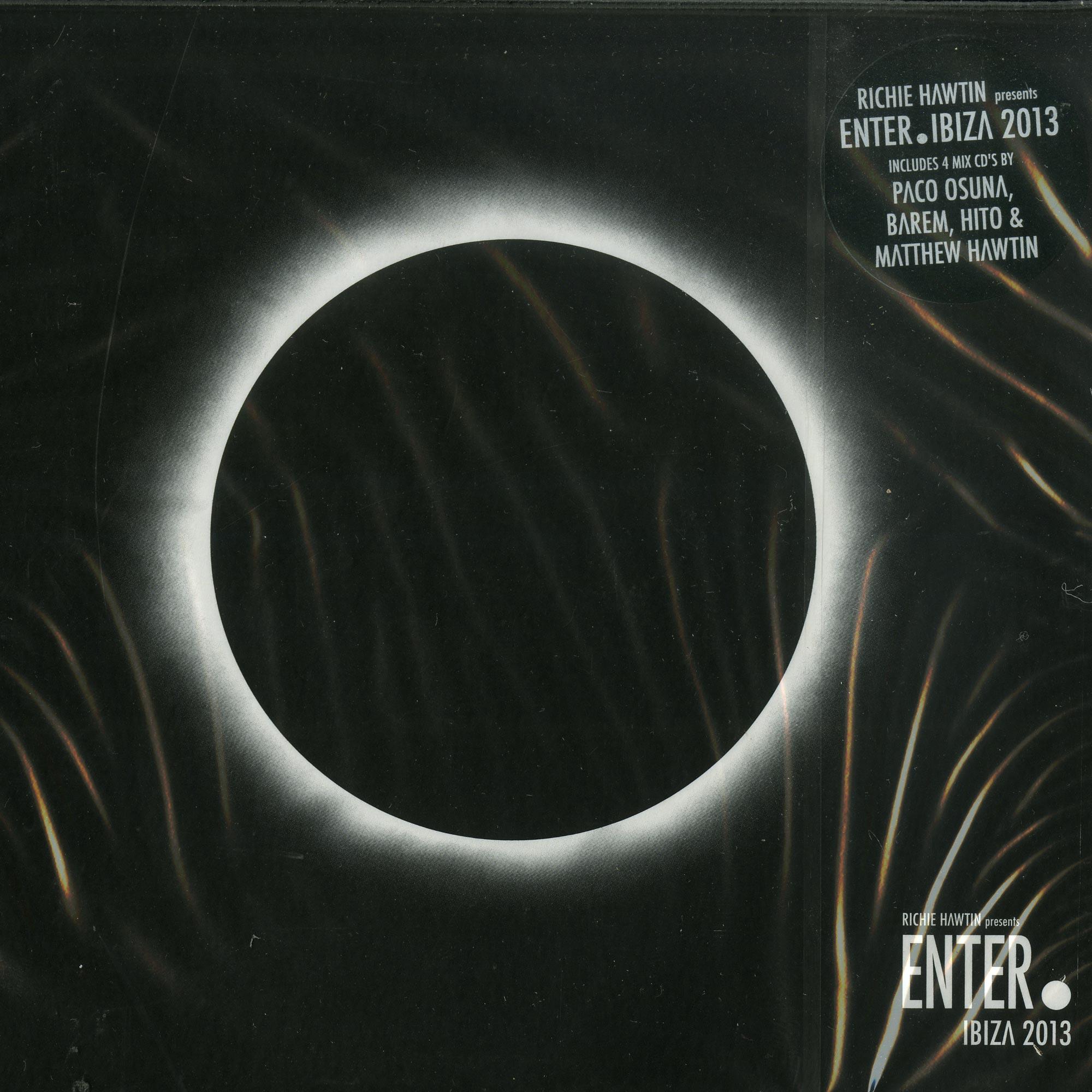Various Artists - ENTER.IBIZA2013