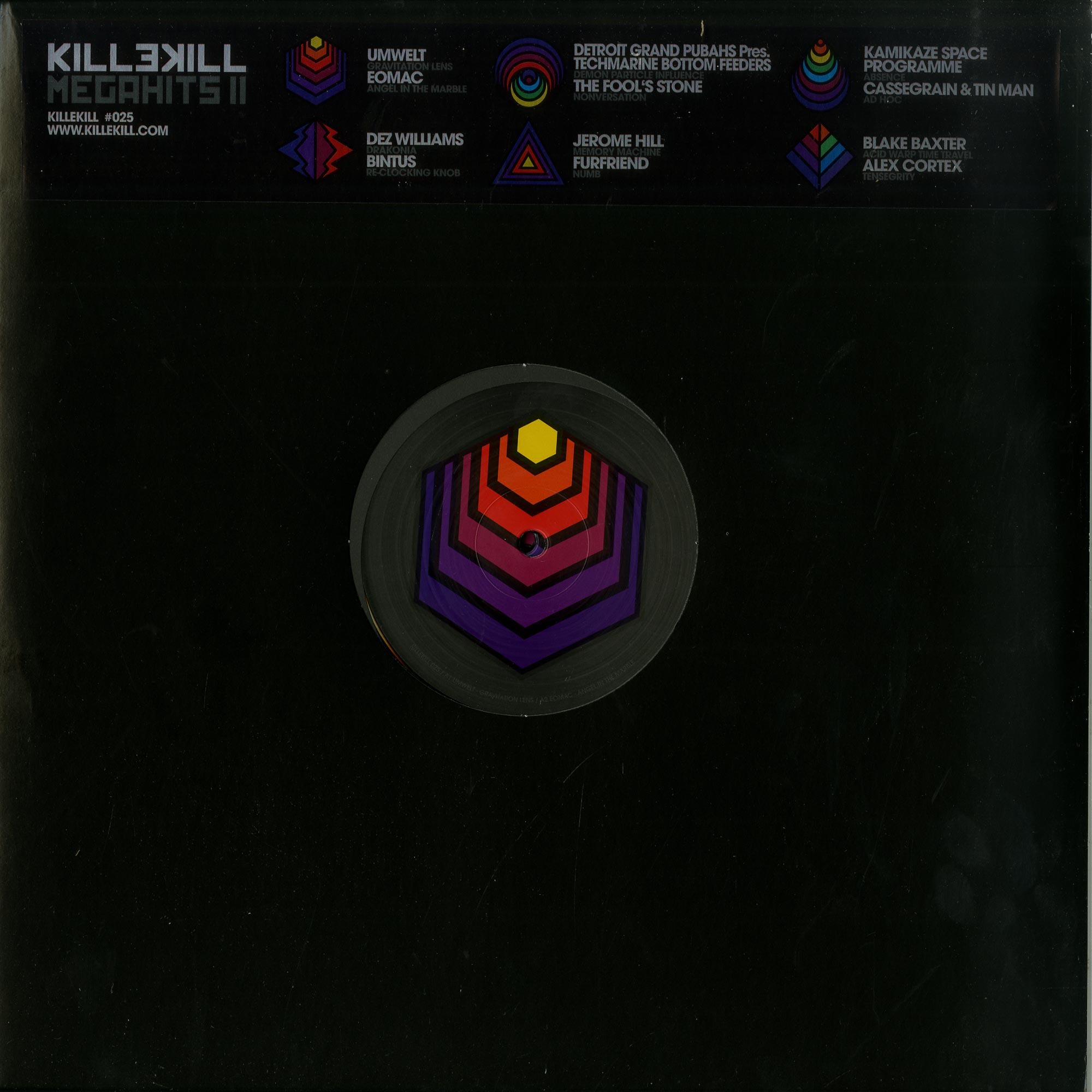 Various Artists - KILLEKILL MEGAHITS II