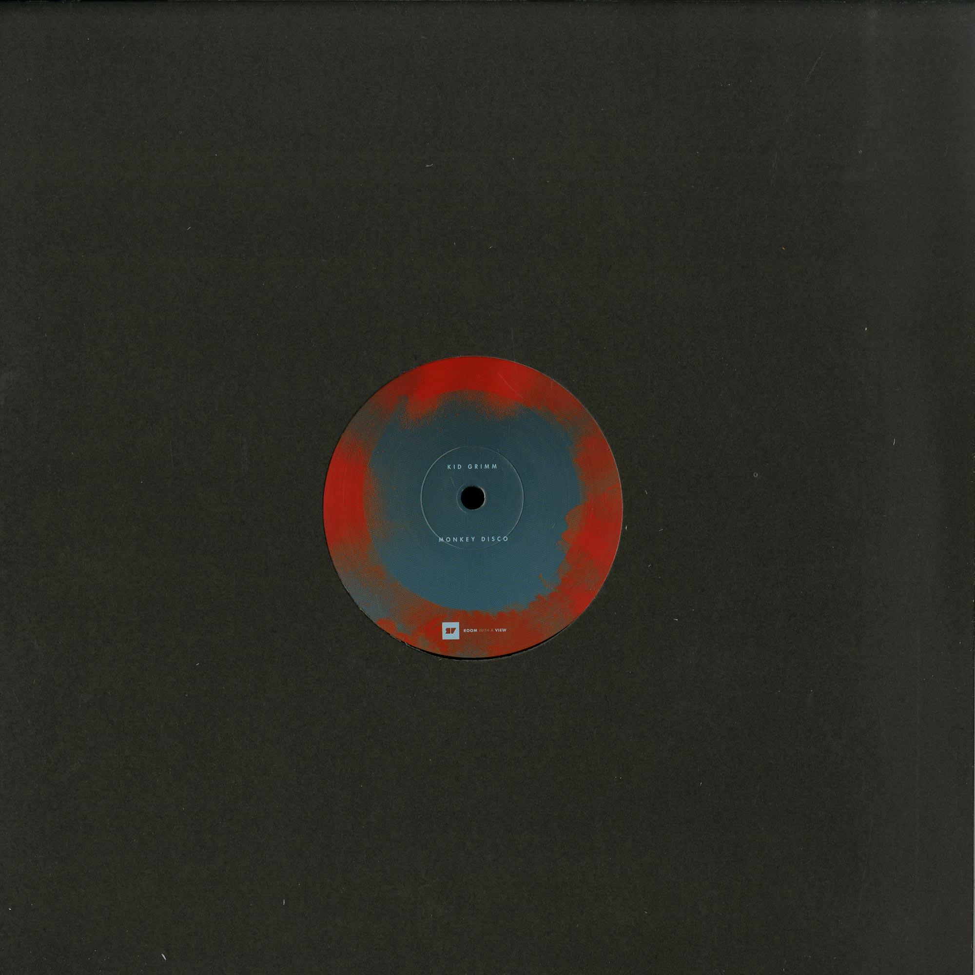 Kid Grimm - MONKEY DISCO