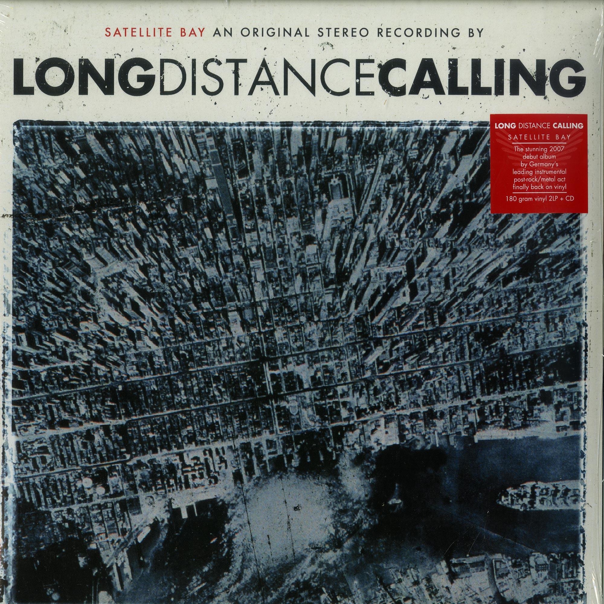 Long Distance Calling - SATELLITE BAY