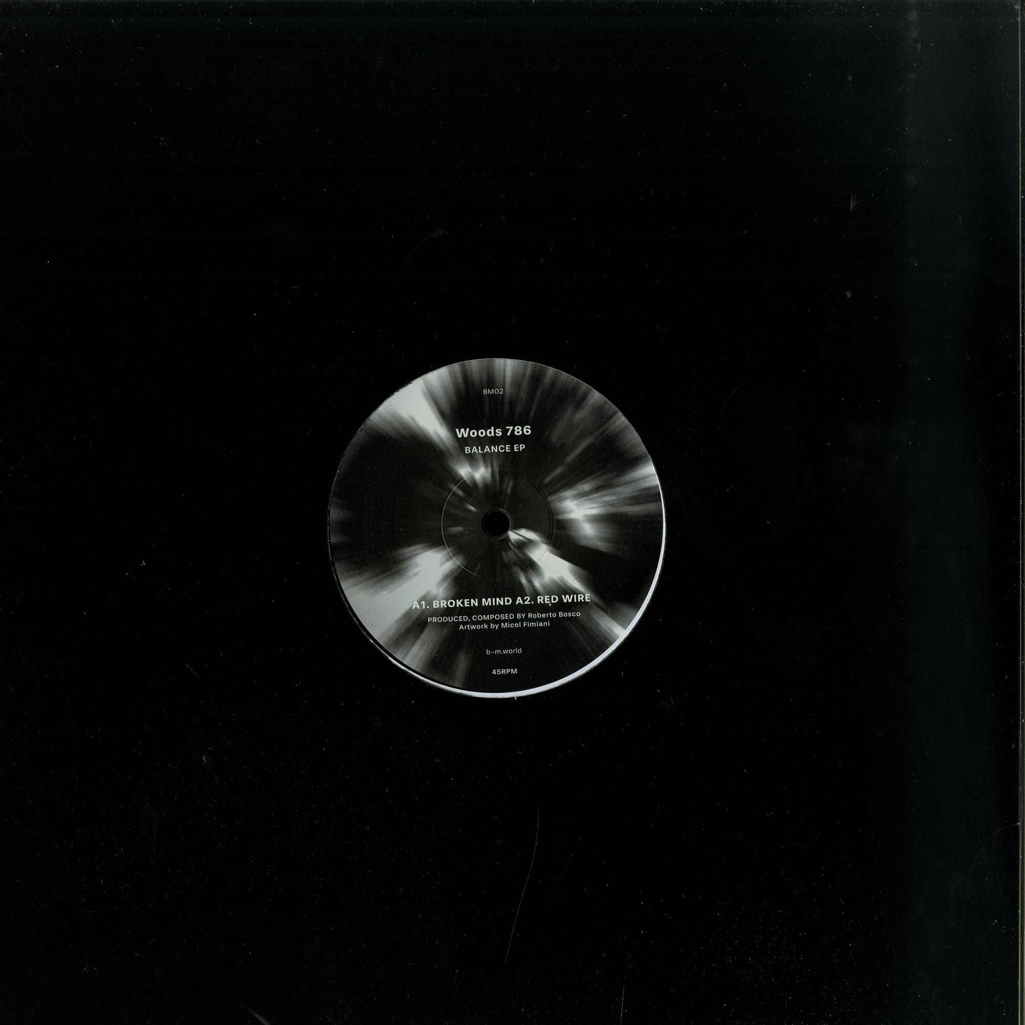 Woods 786 - BALANCE EP
